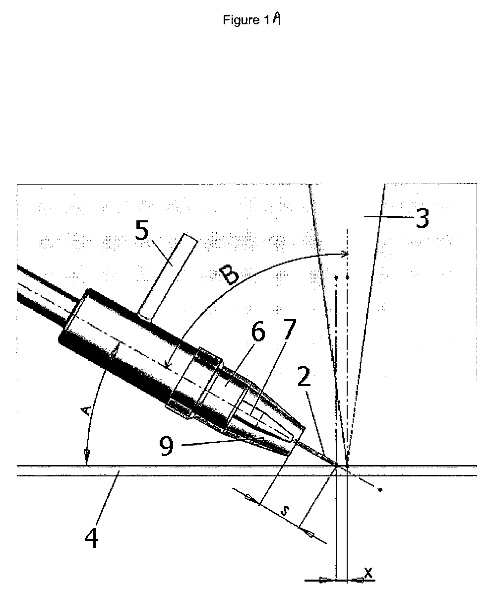 Ep1880791a1 Process And Apparatus For Laser Joining Two Components Above Circuit Diagram Diode Matrix Showing Wiring References Figure Imgaf001