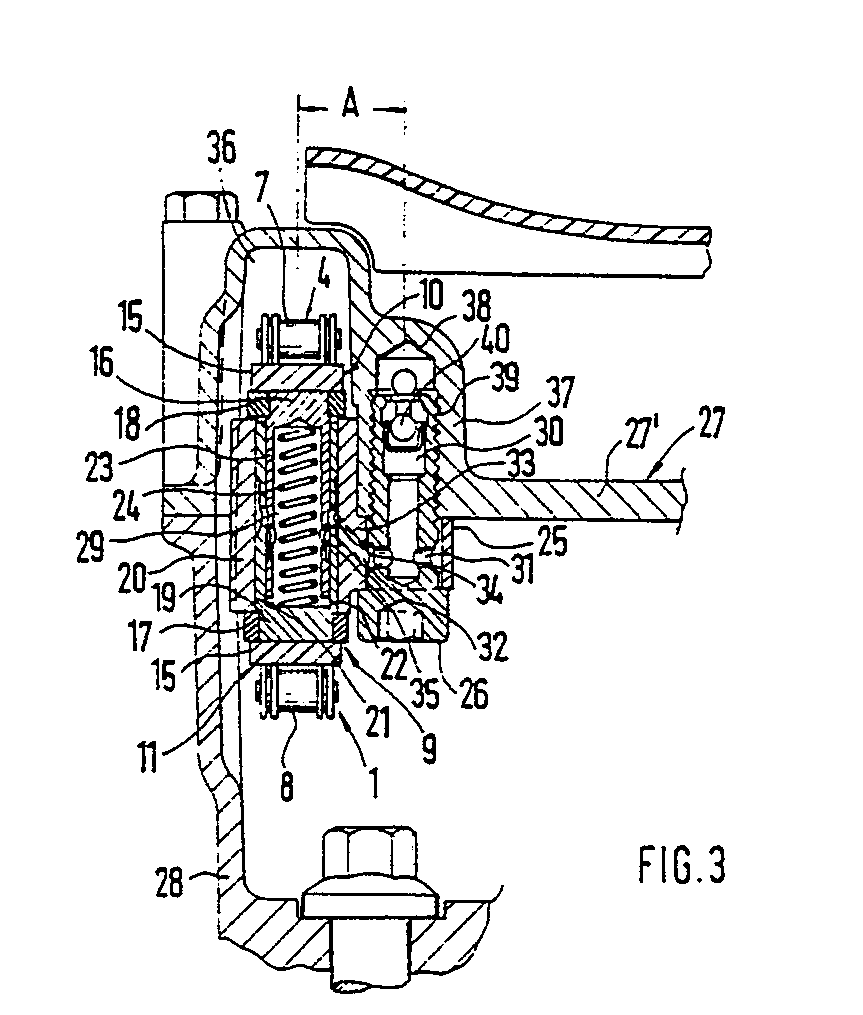 Ep0294559a1 Chain Tensioner Google Patents Engine Housing Diagram Figure Imgaf001