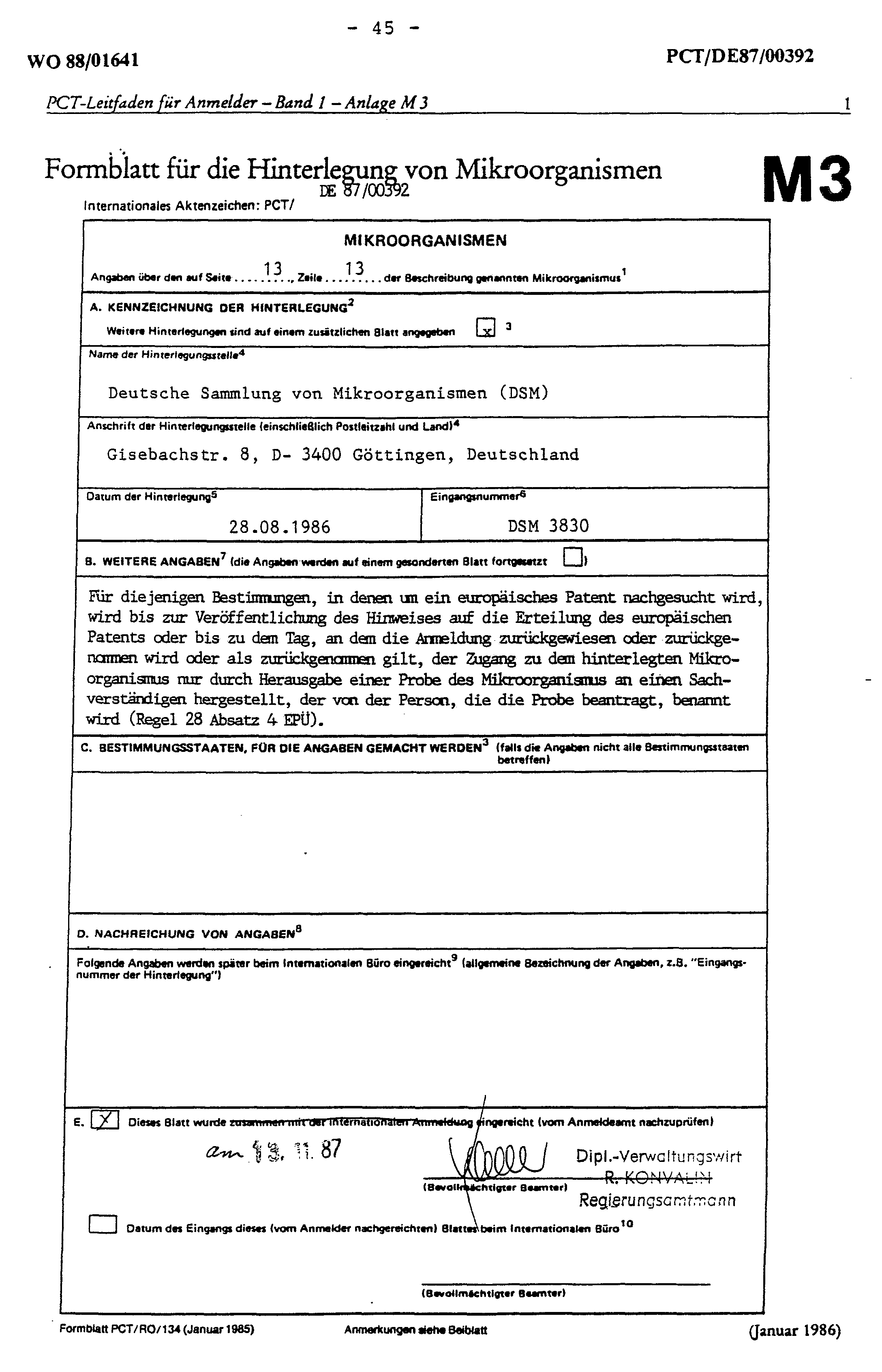 WO1988001641A1 - Micro-organisms and plasmids for producing 2,4