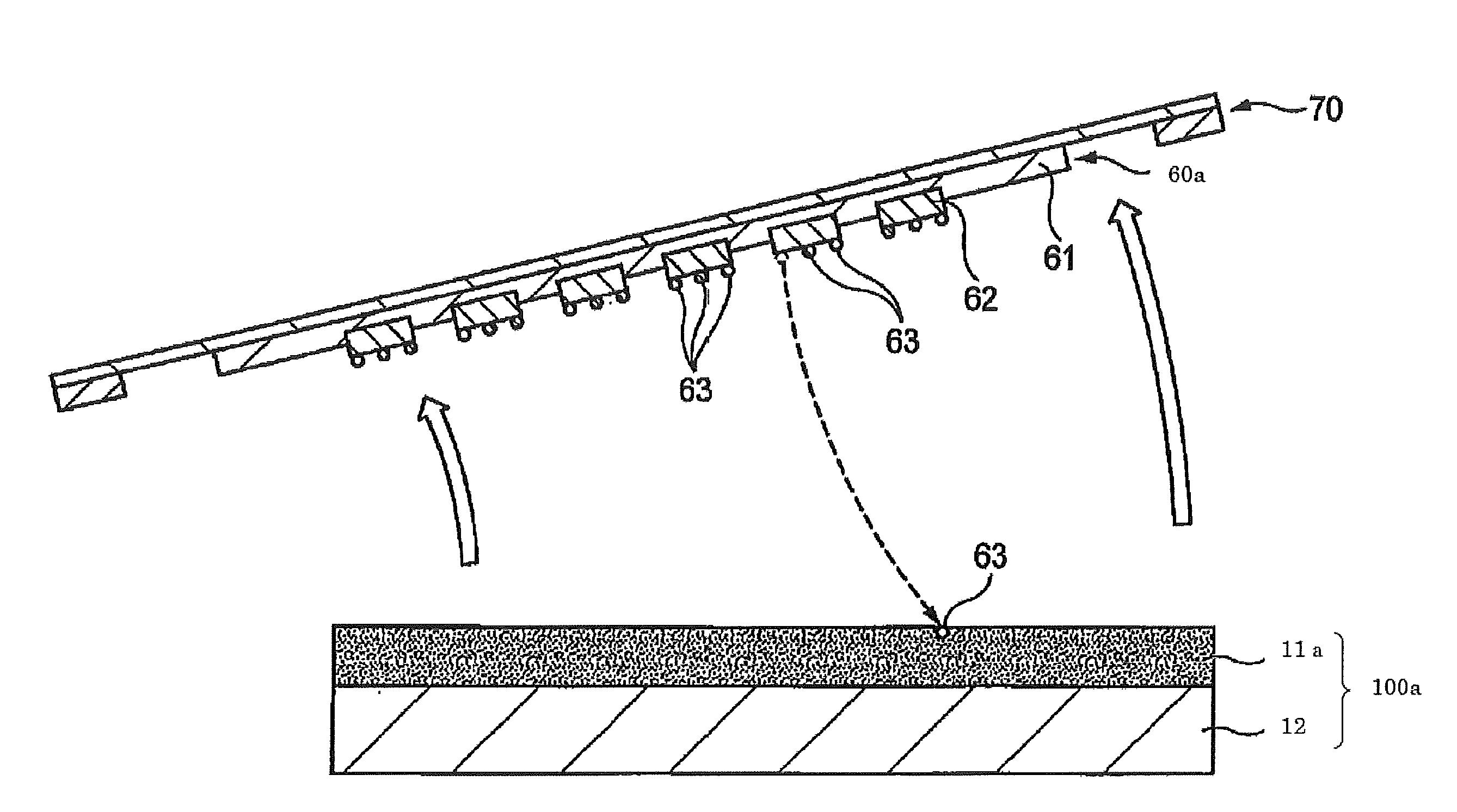 WO2015190479A1 - Layered body for temporary bonding, method
