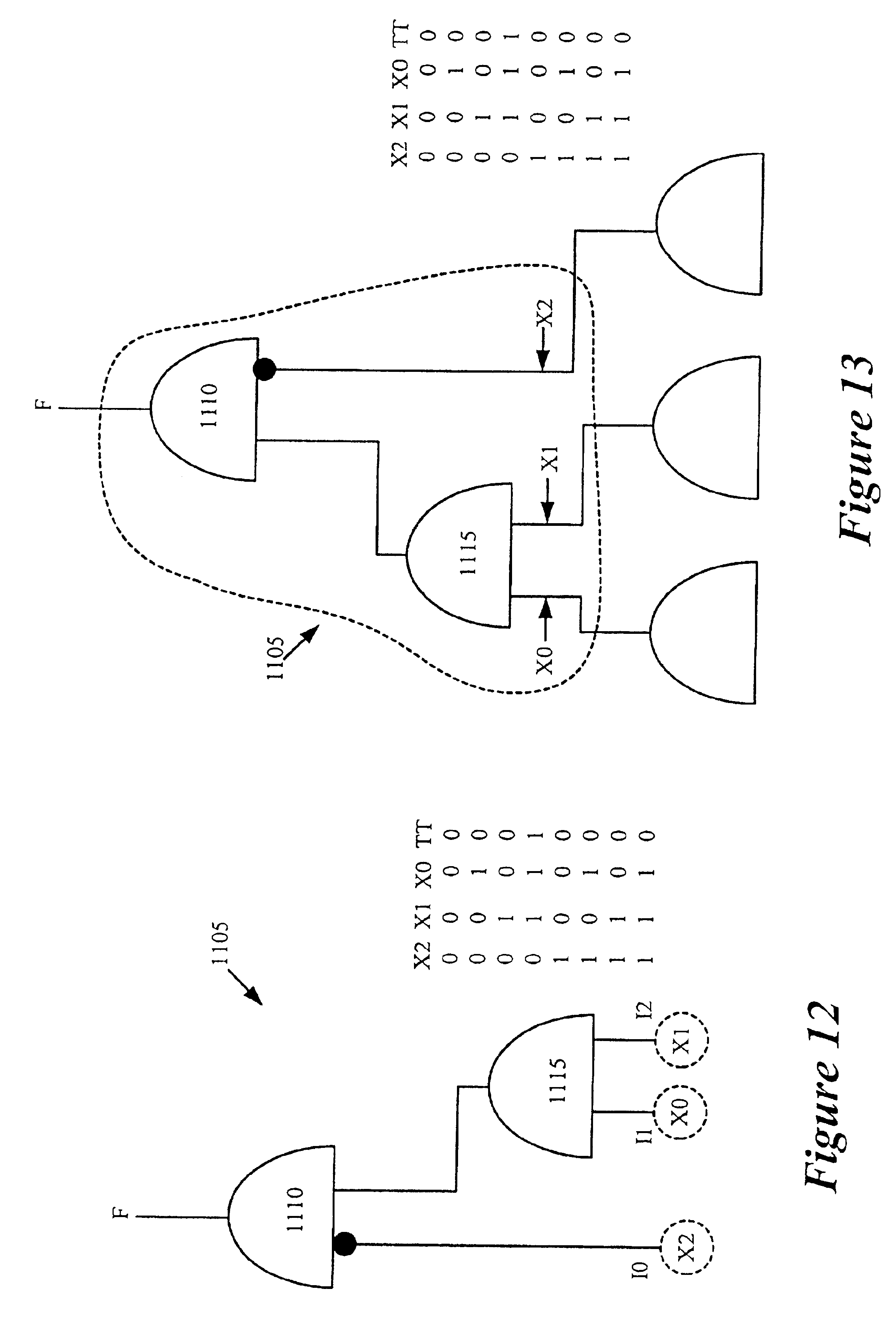 US6857117B2 - Method and apparatus for producing a circuit