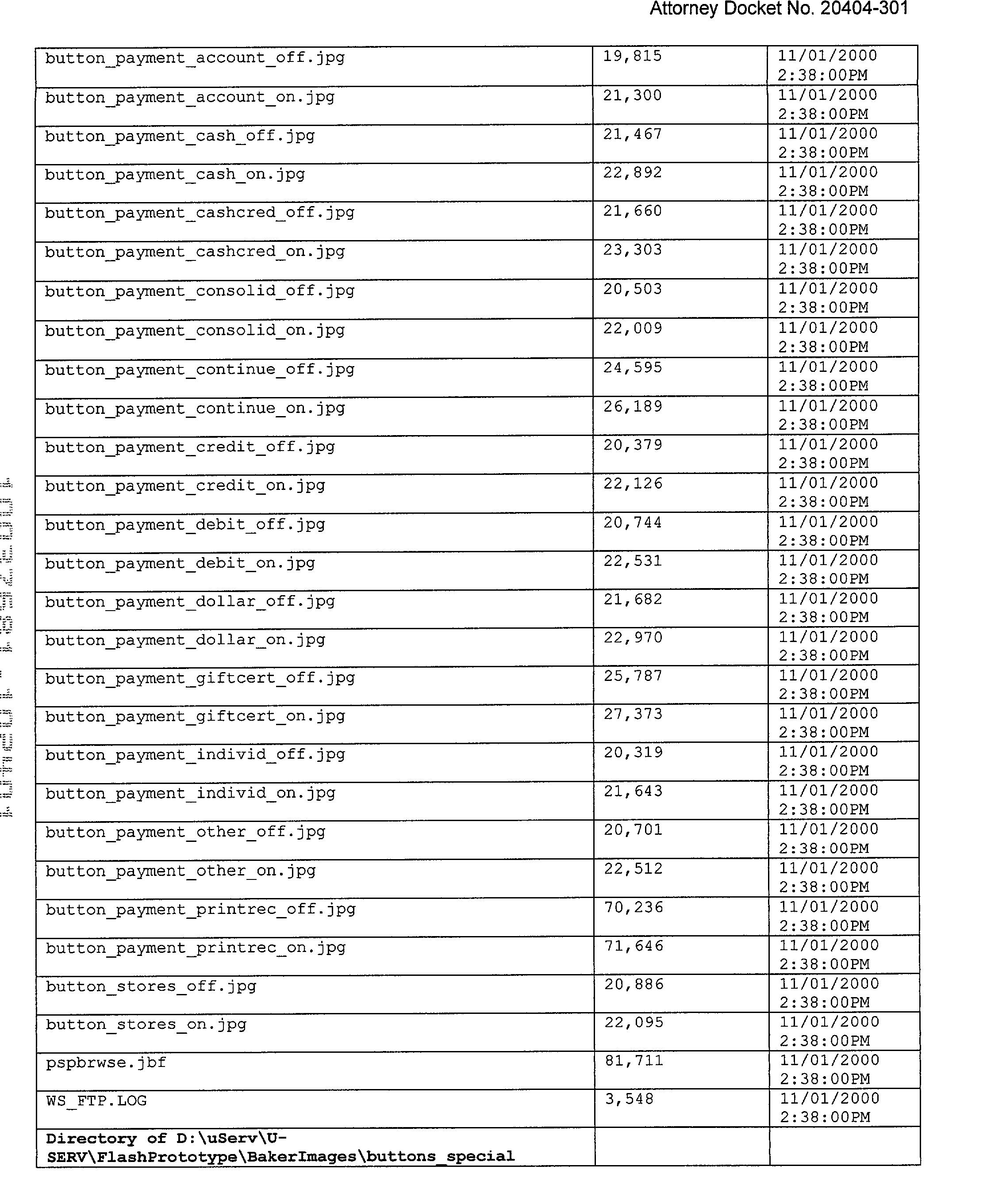 Figure US20030078793A1-20030424-P00012