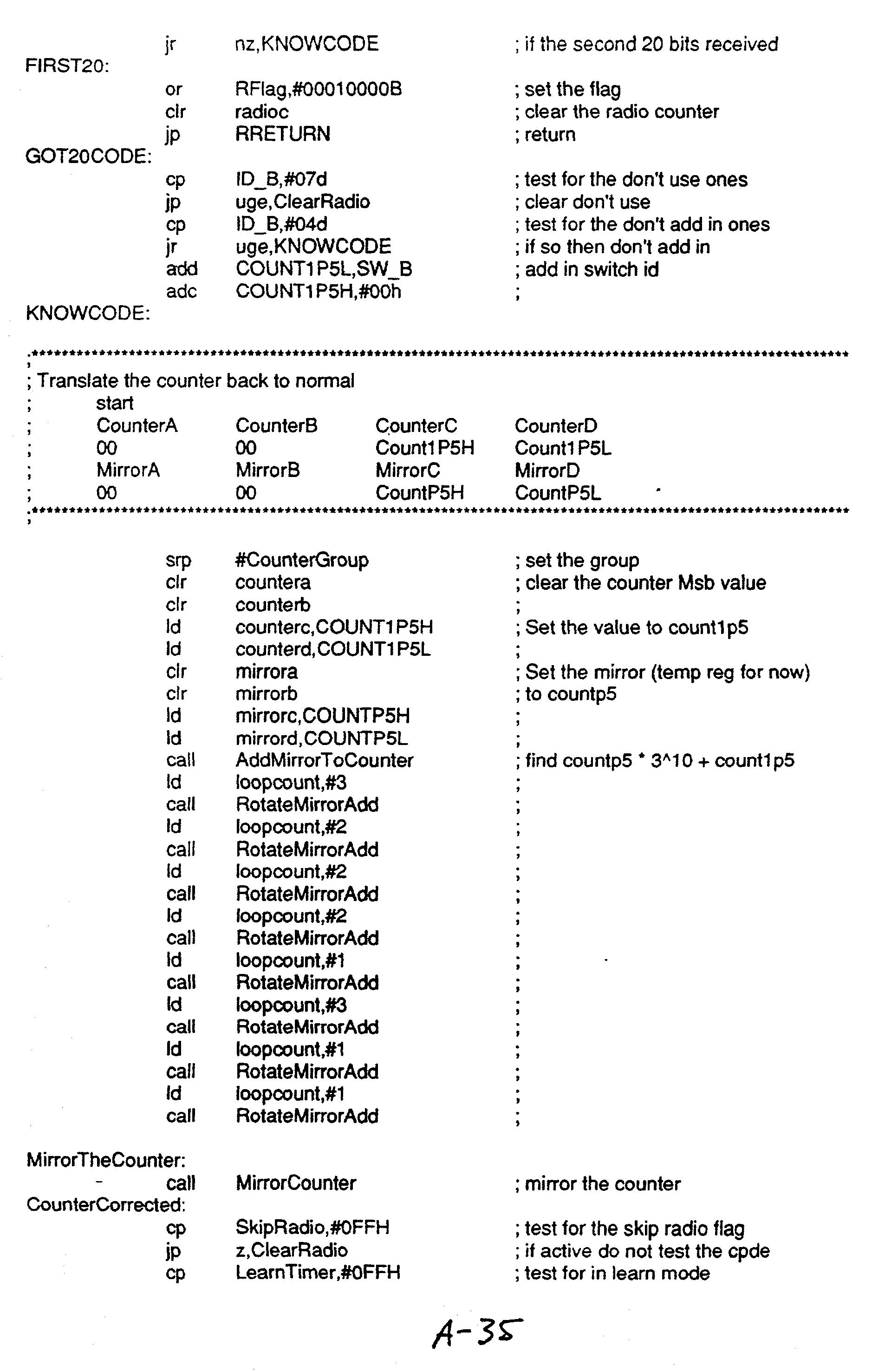 Figure US20020034303A1-20020321-P00035