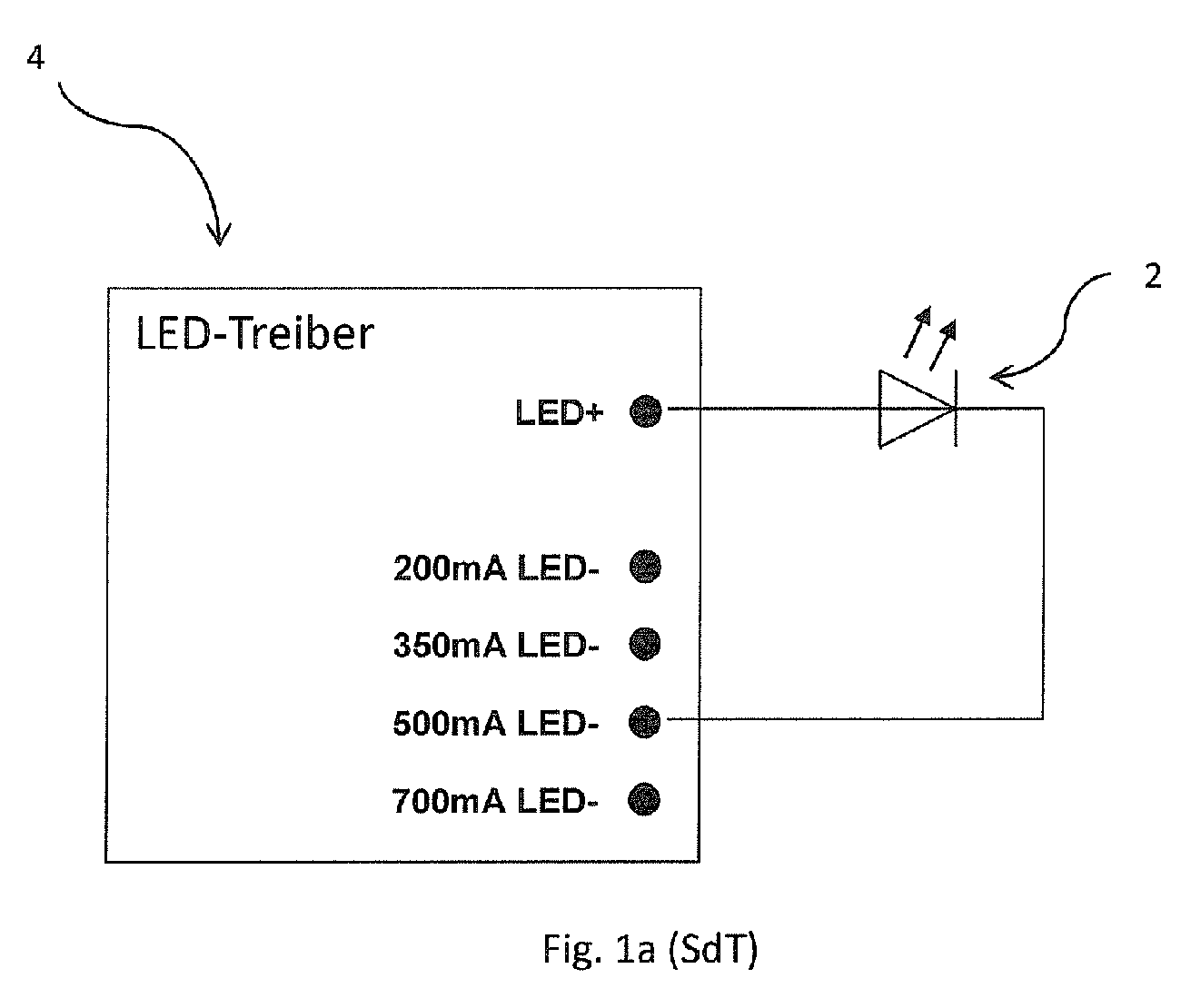 Ep2897444a1 Circuit For Led Current Supply Google Patents Circuits And Resistors Figure Imgaf001