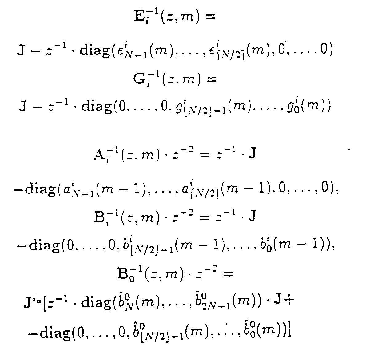 matrix mehrzahl