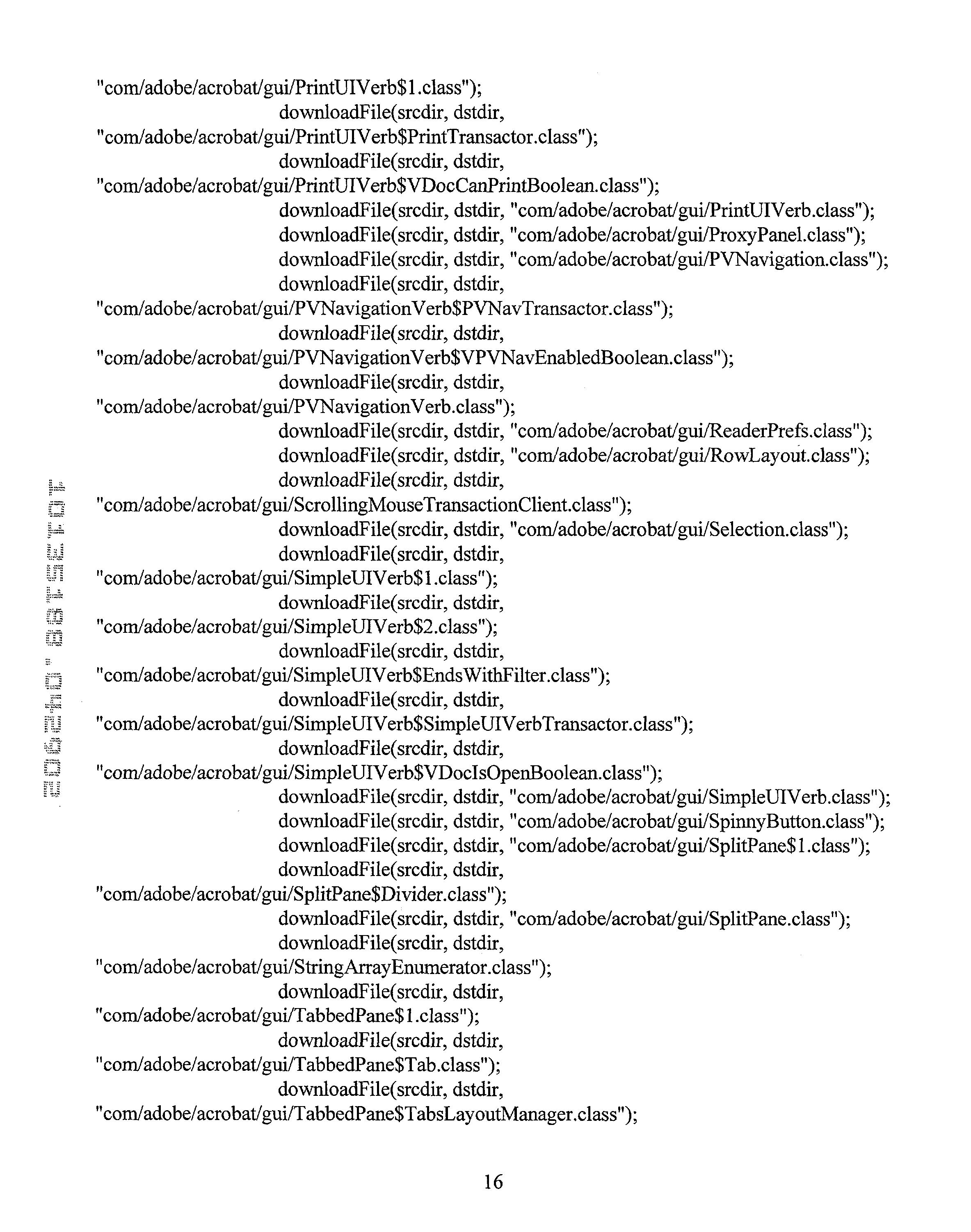 Figure US20030037253A1-20030220-P00086