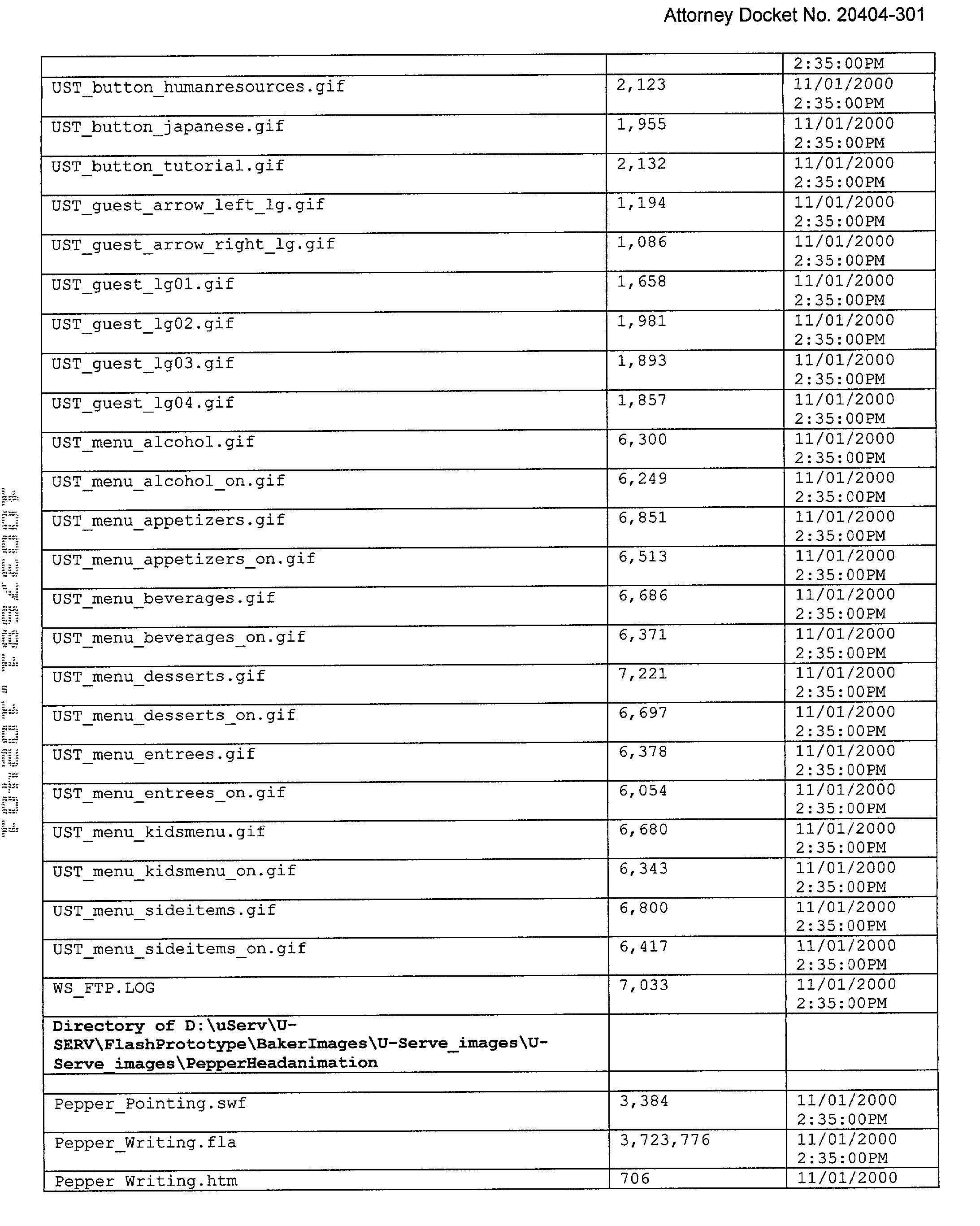 Figure US20030078793A1-20030424-P00023