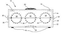 US20050050912A1 - Portable hockey puck freezer - Google Patents
