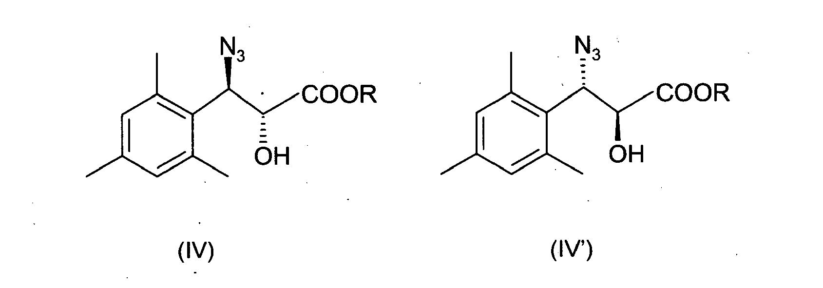 EP2213653A2 - Method for the stereoselective preparation of