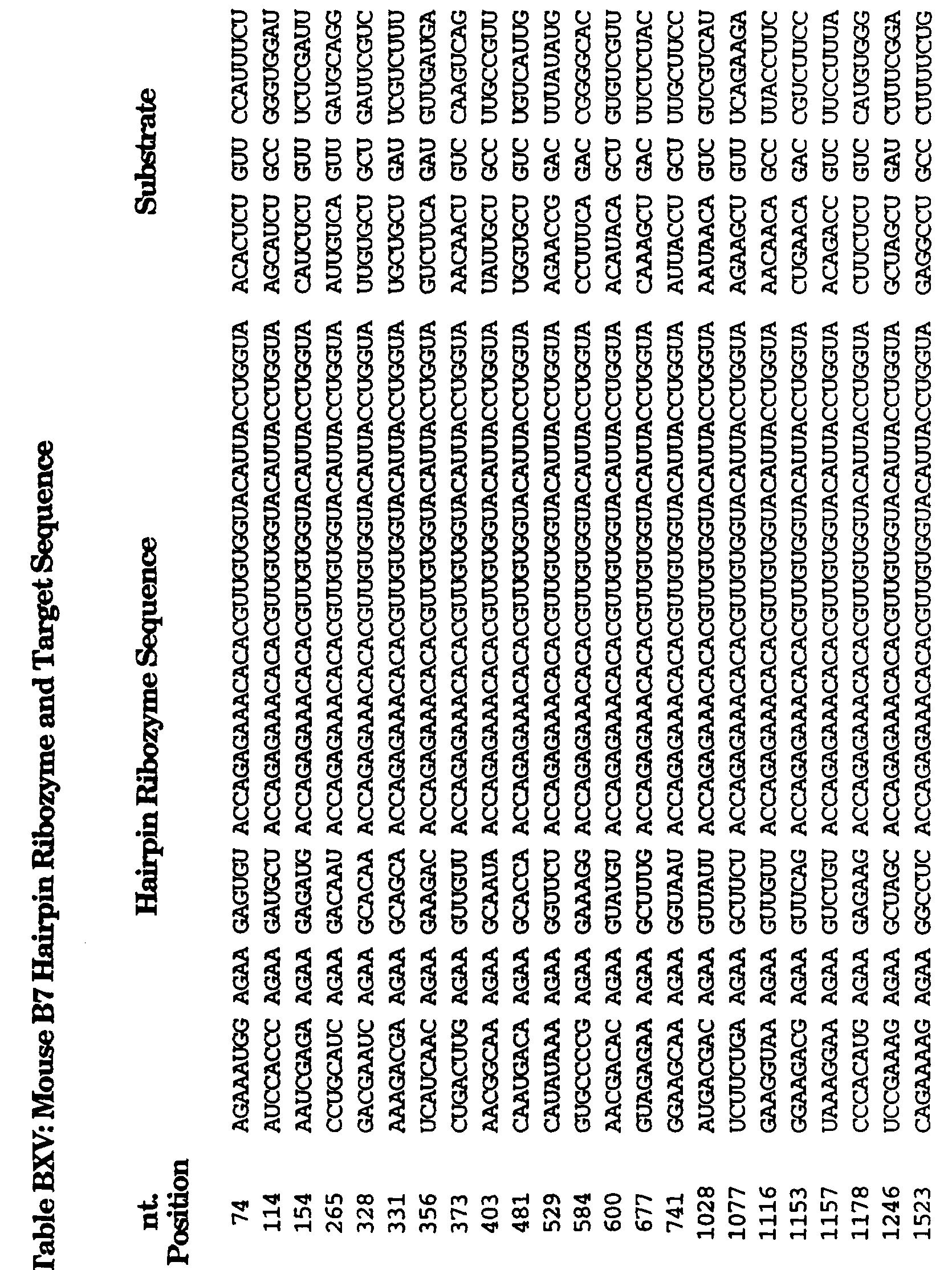 Wo1996018736a2 Method And Reagent For Treatment Of Arthritic Mouse Terminator X3 Figure Imgf000217 0001