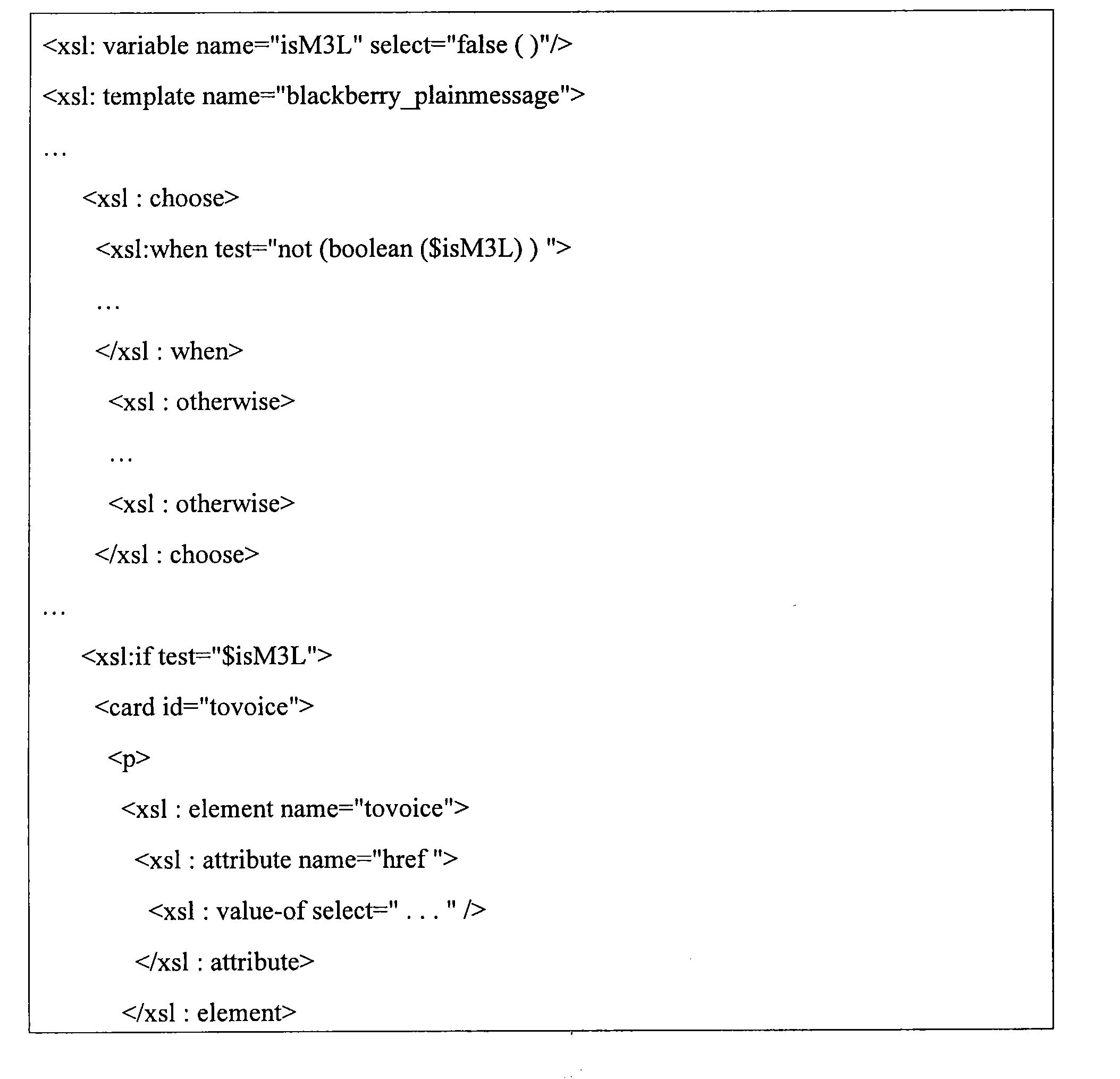 CN101405724B - System and method for presenting