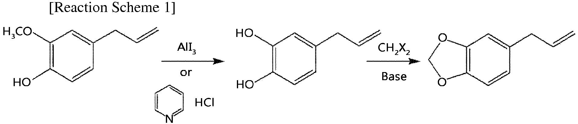 EP3061448A1 - Composition containing eugenol as active