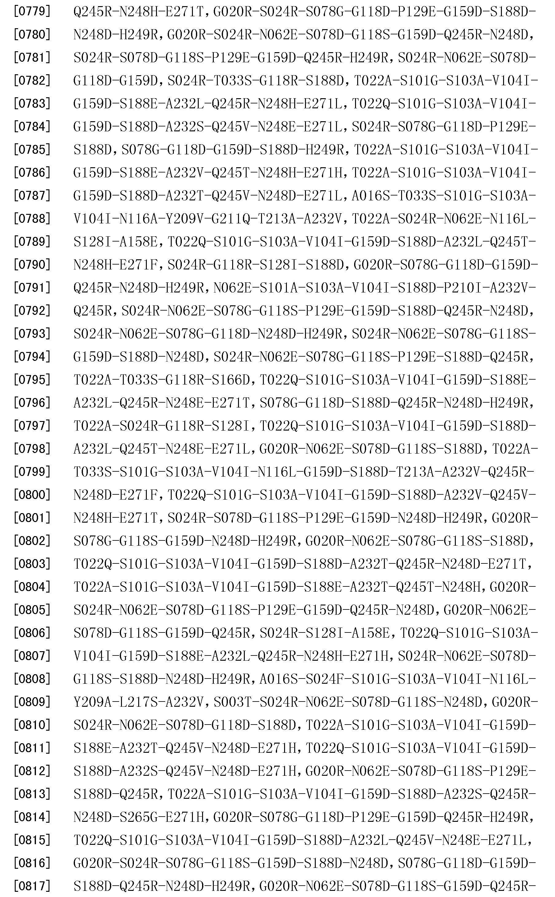 Cn103502446a Compositions And Methods Comprising Serine Protease 10 Digit 0816 Figure Cn103502446ad02311