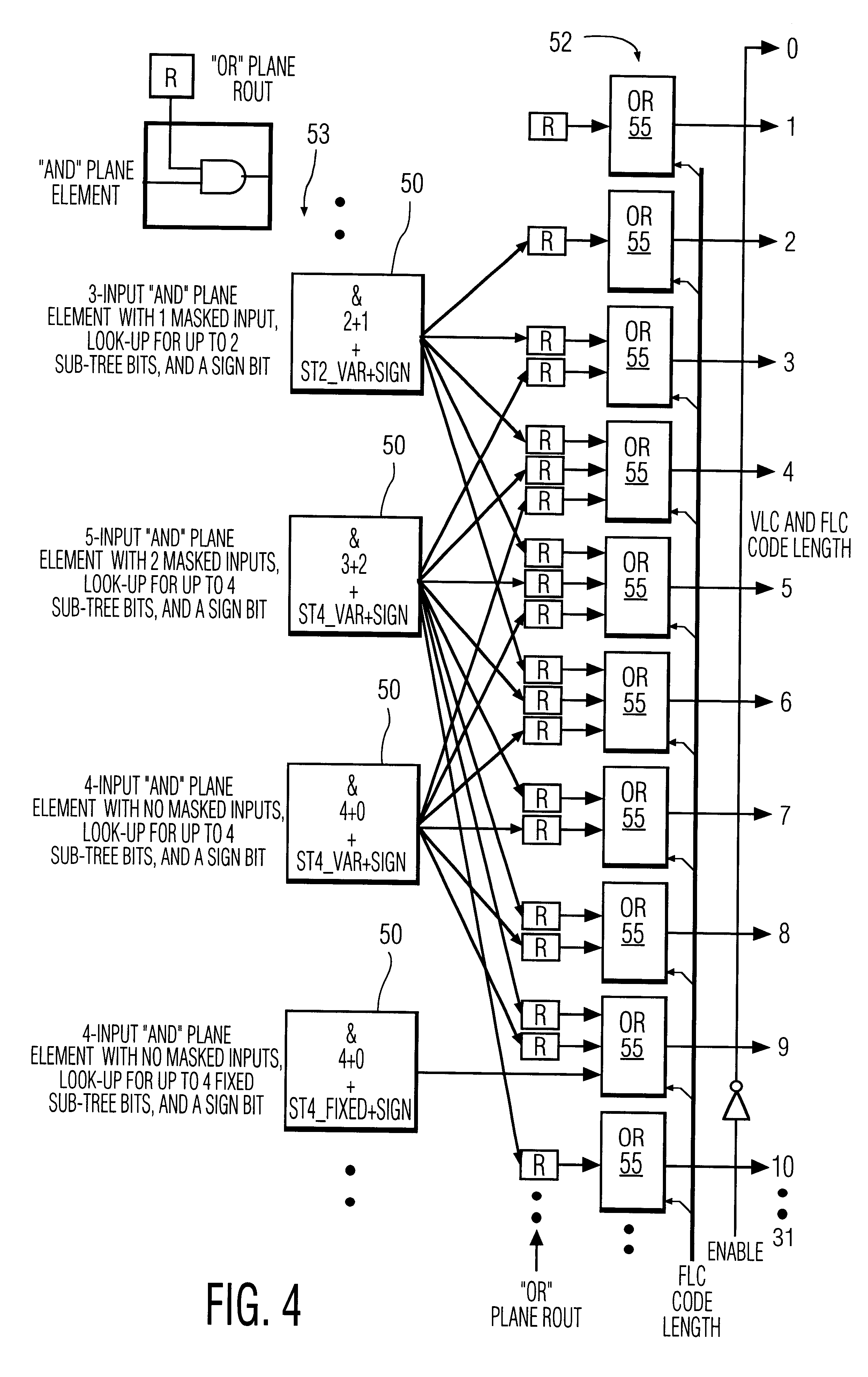 Us6246347b1 Controller For A Variable Length Decoder Google Patents H 261 Encoder Block Diagram