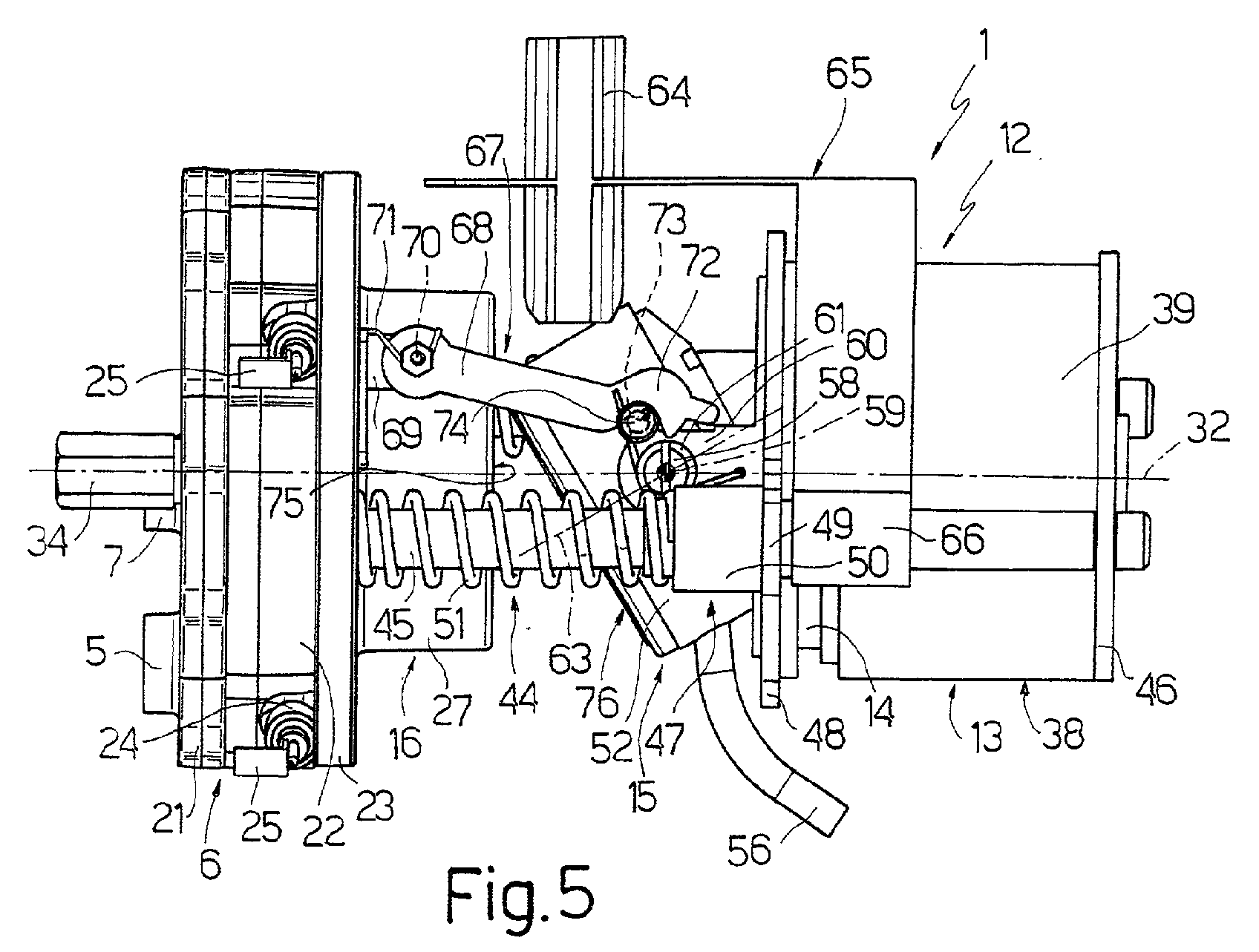 Ep1219217a1 Coffee Machine Google Patents Diagram Figure 00000001