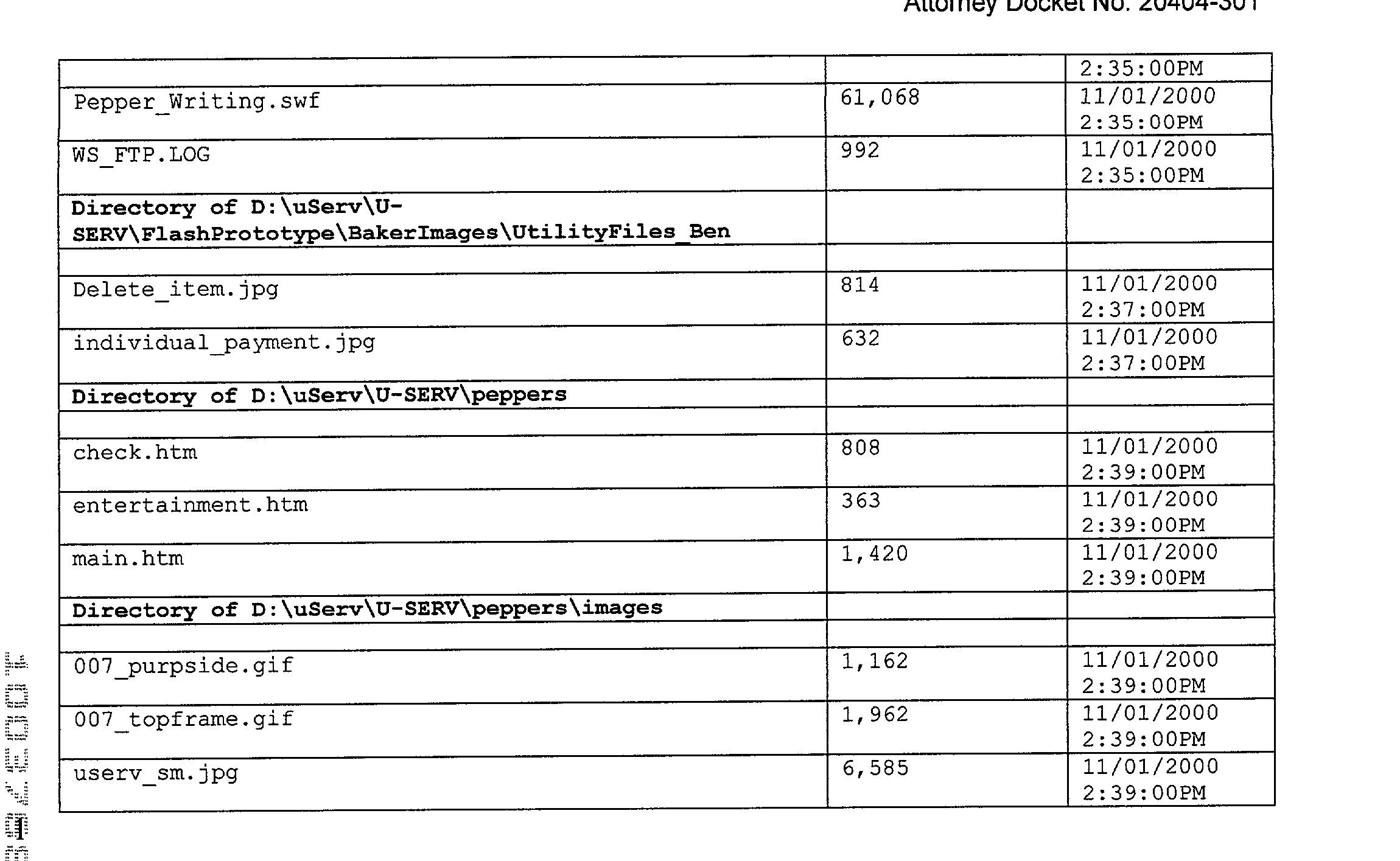 Figure US20030078793A1-20030424-P00024