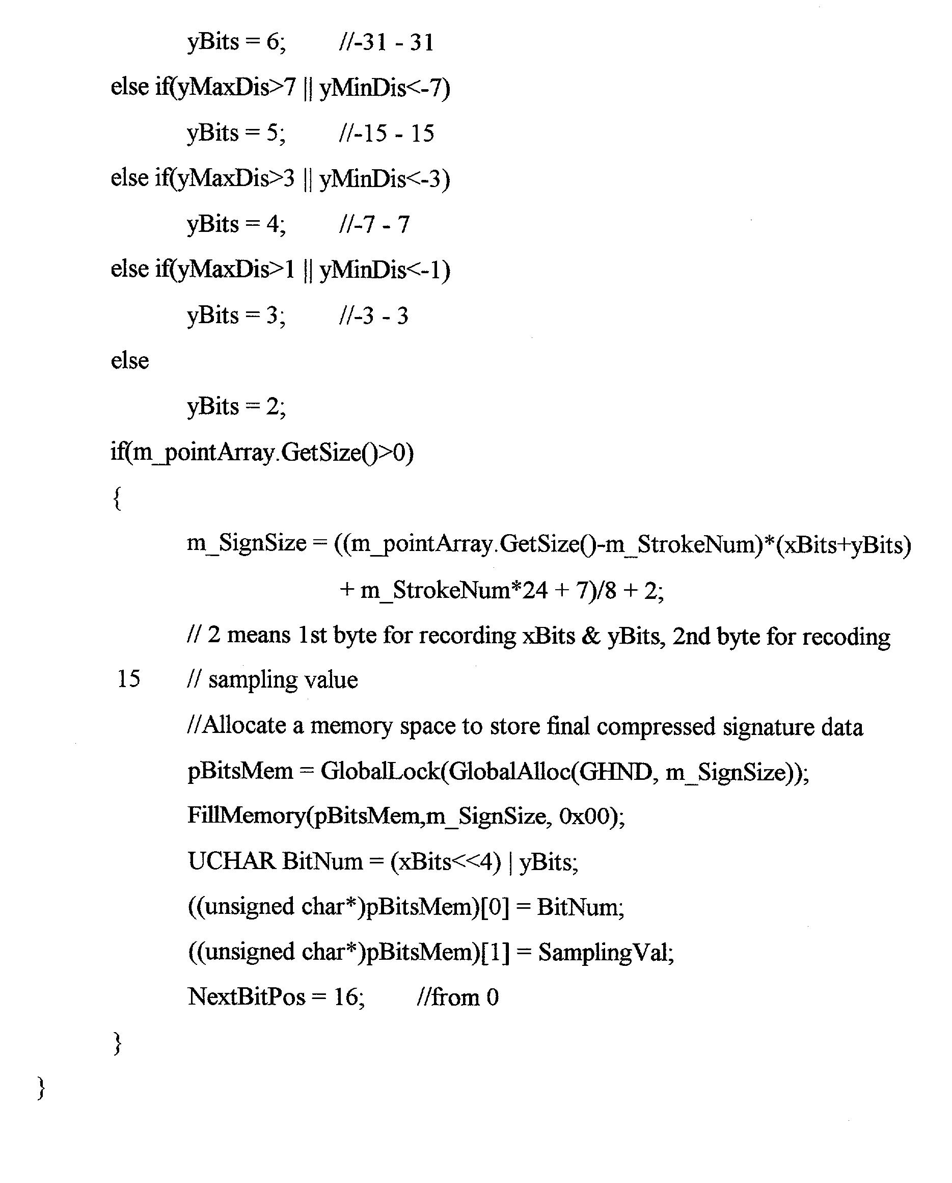 Figure US20030138135A1-20030724-P00005
