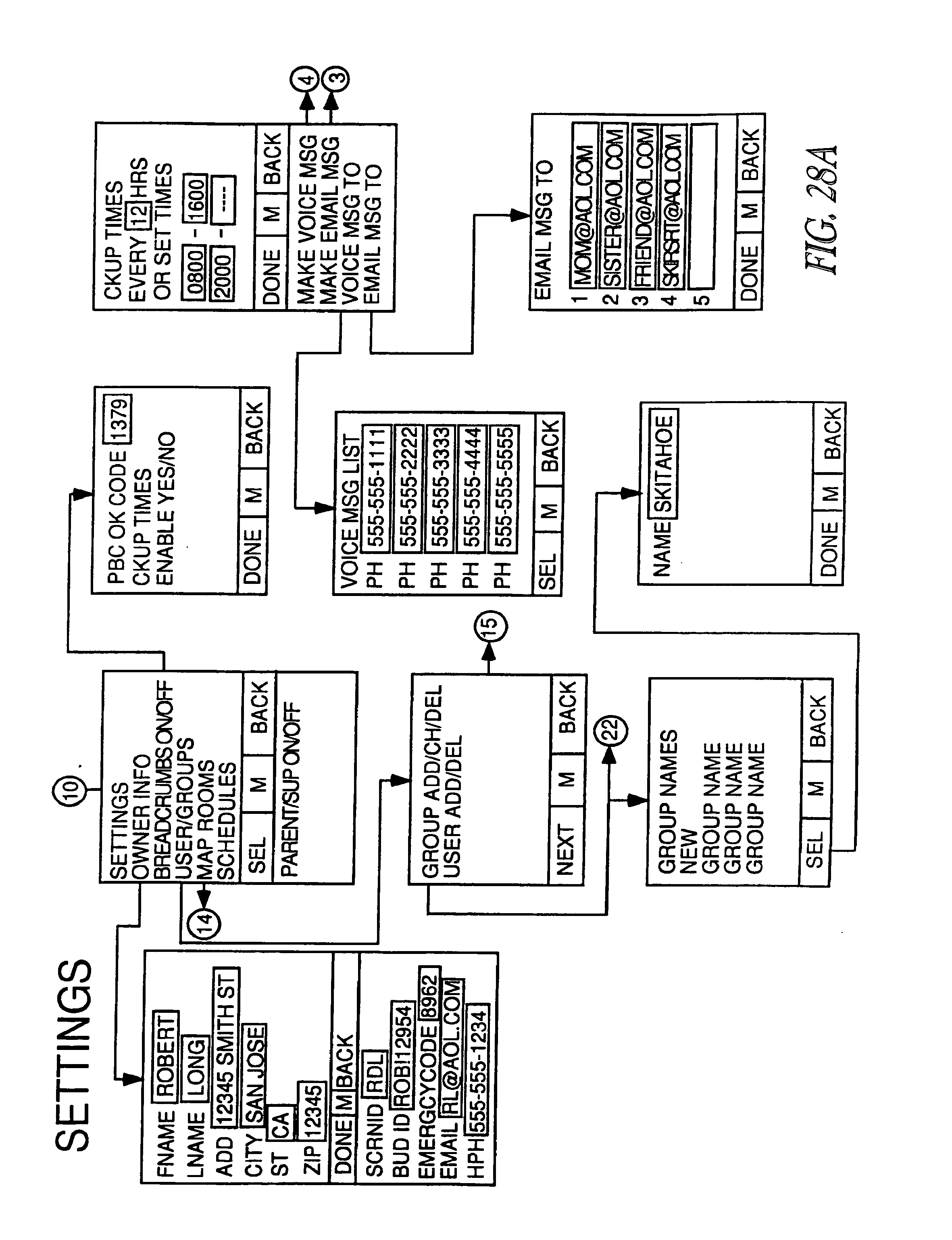 Us8385964b2 methods and apparatuses for geospatial based sharing us8385964b2 methods and apparatuses for geospatial based sharing of information by multiple devices google patents fandeluxe Gallery