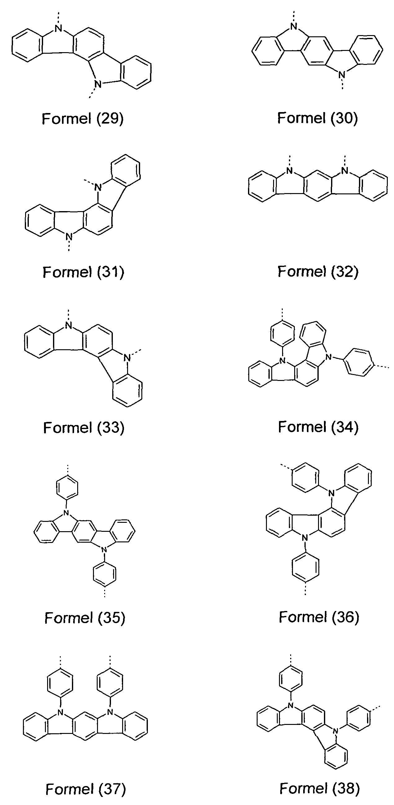 WO2012171609A1 - Materialien für organische ...