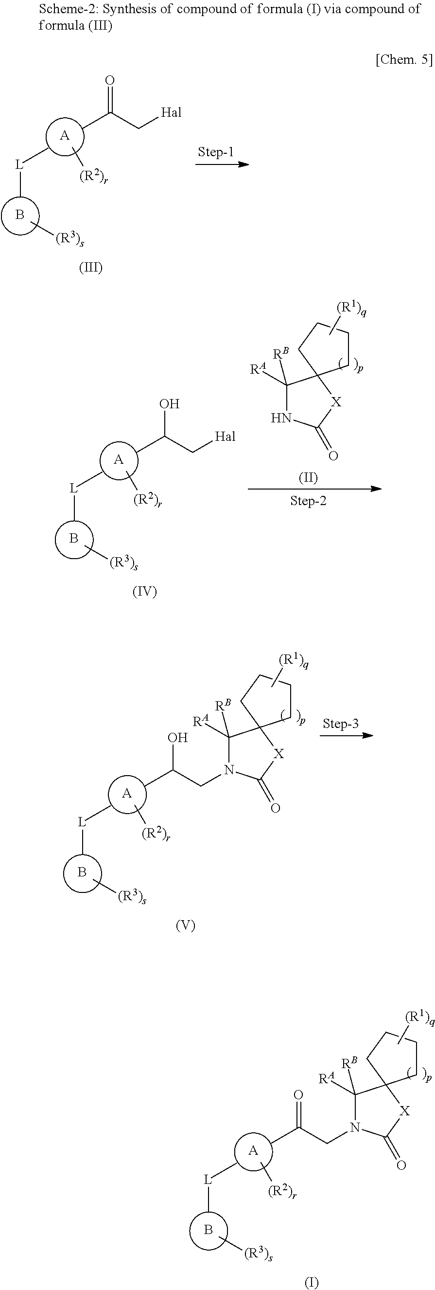 us20170002016a1 azaspiro derivatives as trpm8 antagonists 7.3 Diesel IPR Ford 2002 figure us20170002016a1 20170105 c00006