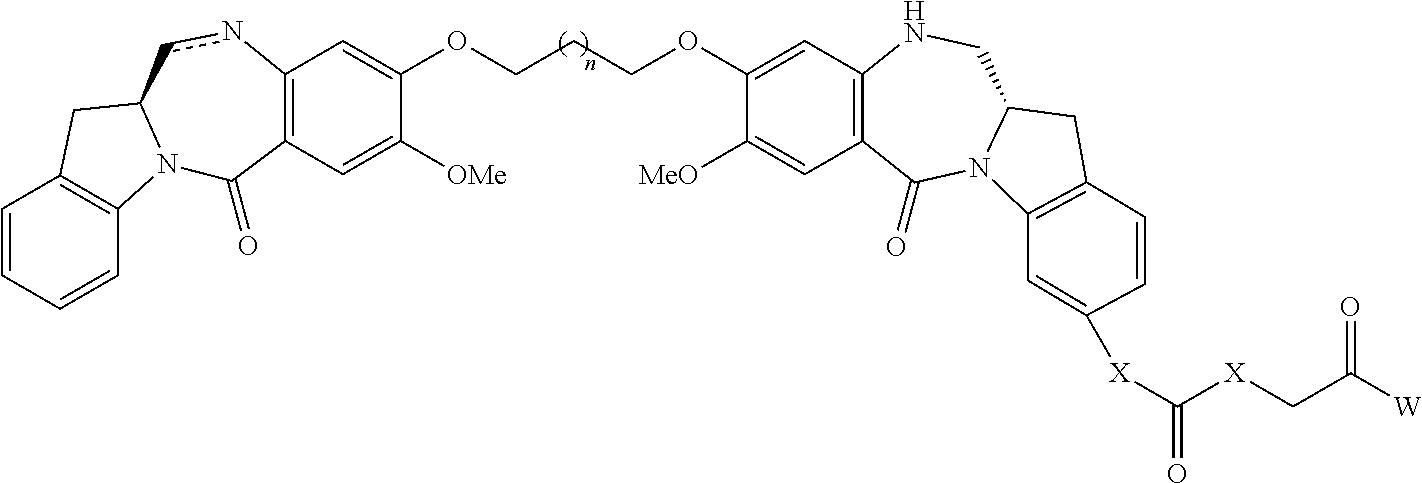 US8889669B2 - Cytotoxic benzodiazepine derivatives - Google Patents