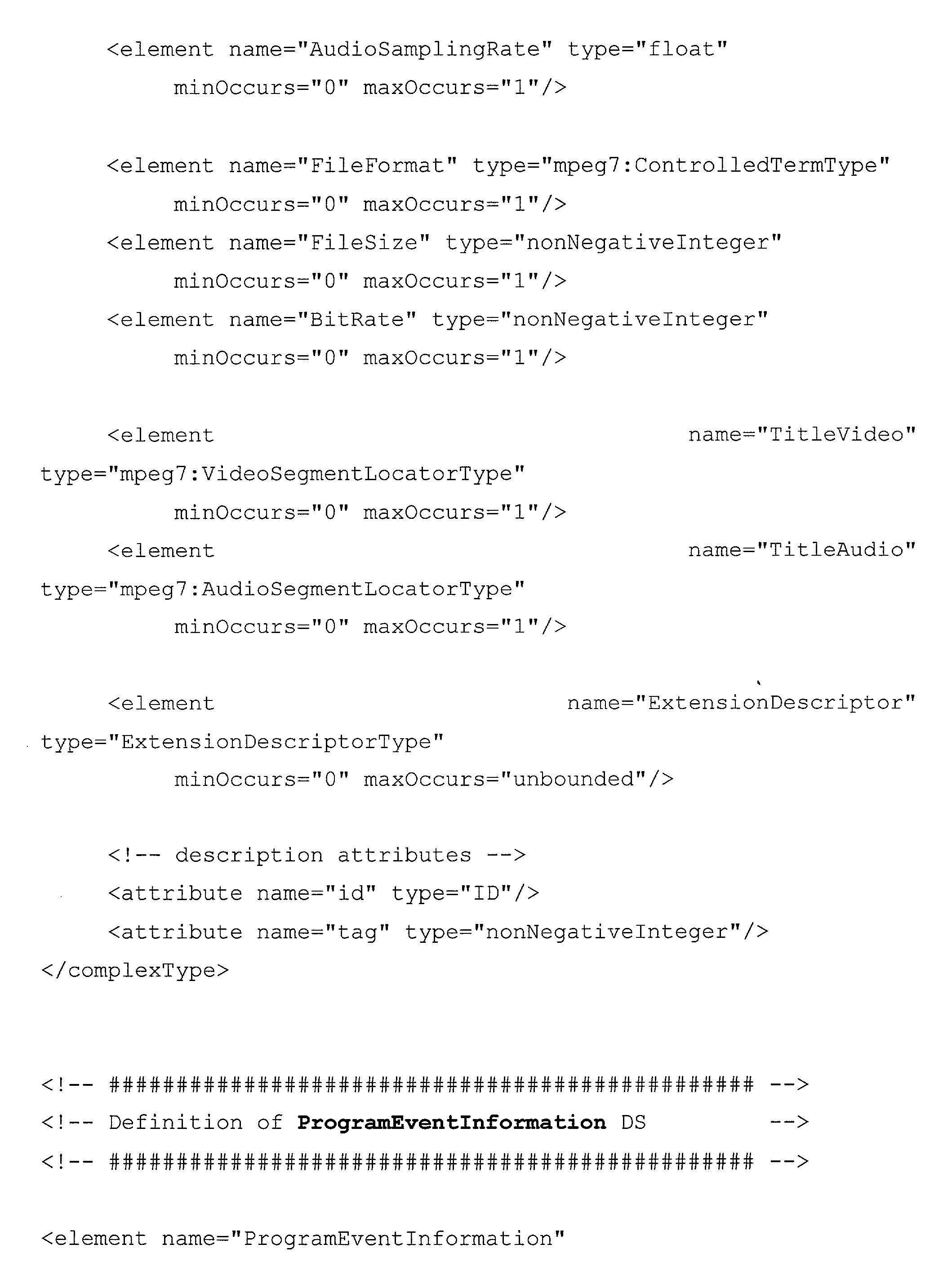 Figure US20030097657A1-20030522-P00007