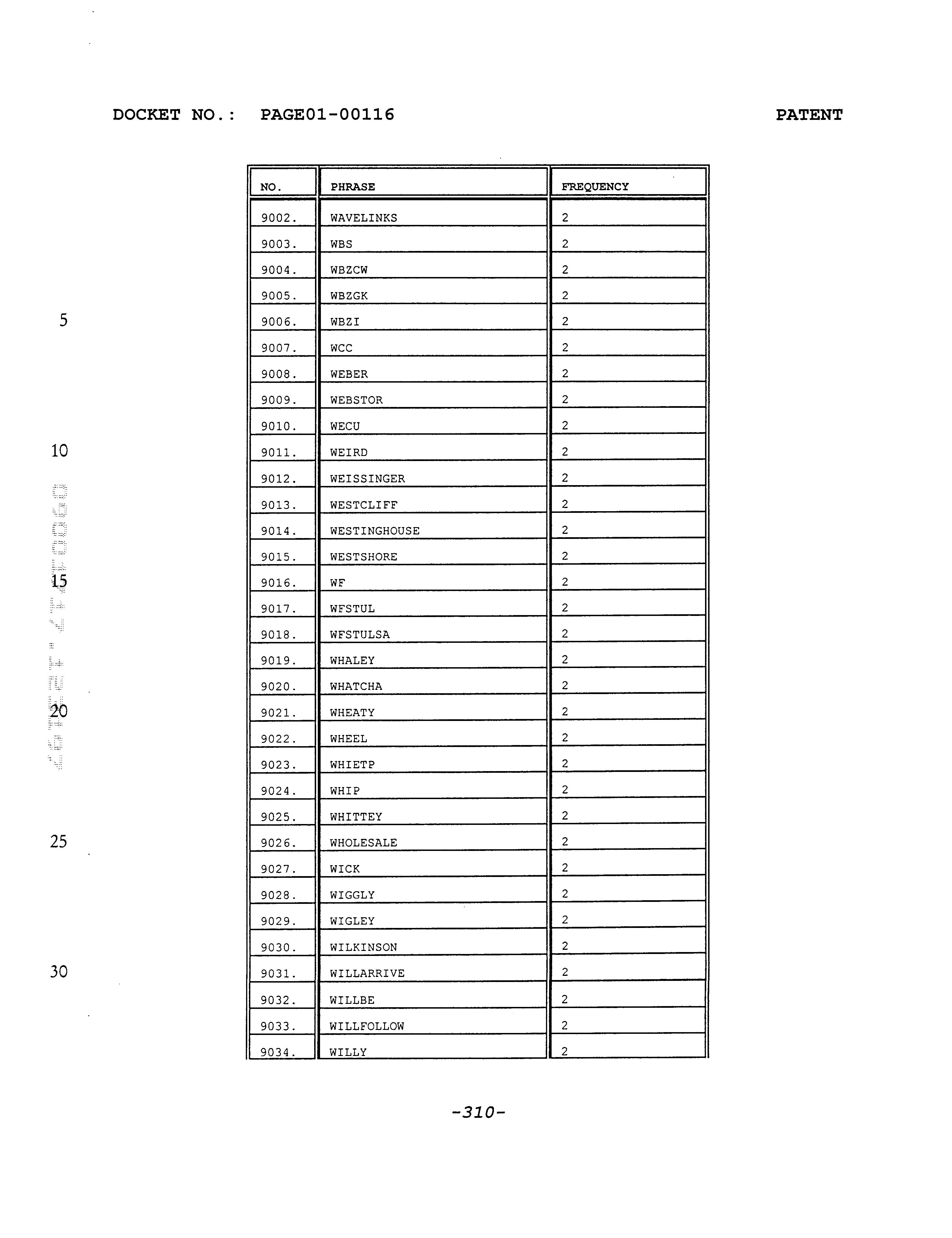 Figure US06198808-20010306-P00274