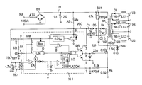 US20070058399A1 - Switched-mode power supply - Google Patents