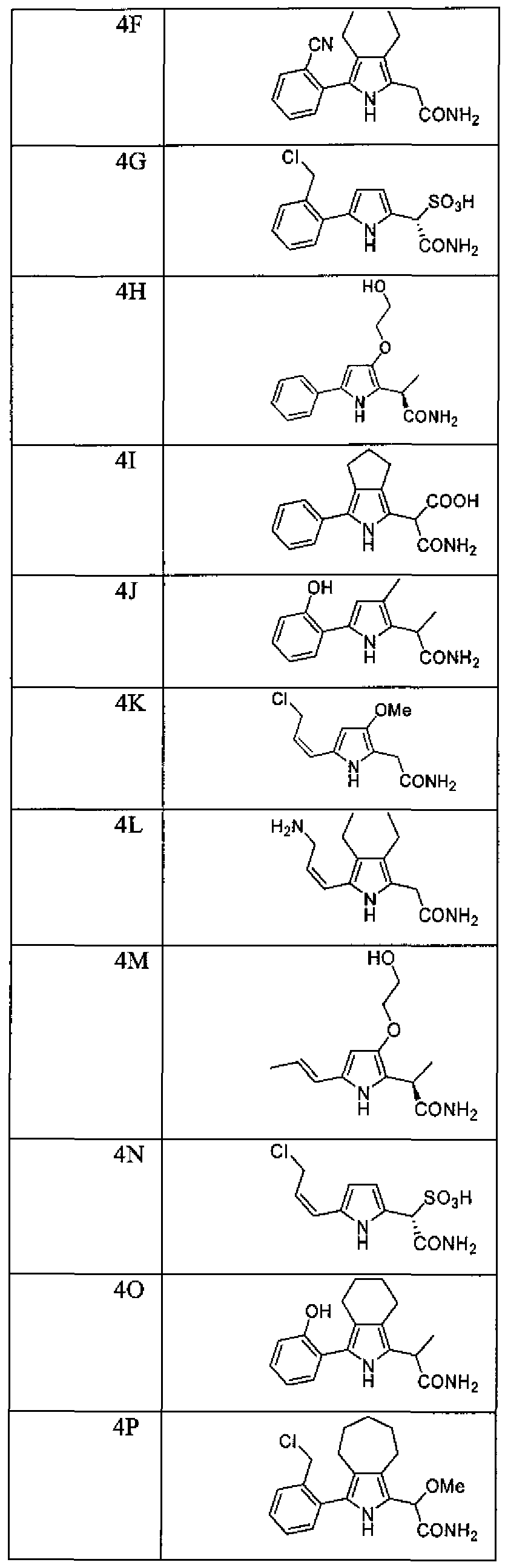 WO2009015180A2 - Novel compounds and methods of using them - Google