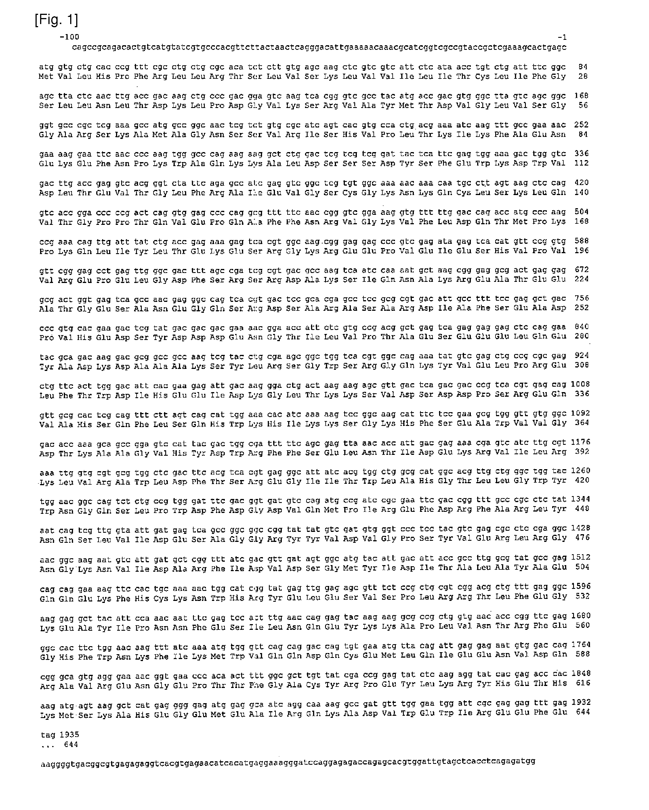 US8003349B2 - YLMPO1 gene derived from