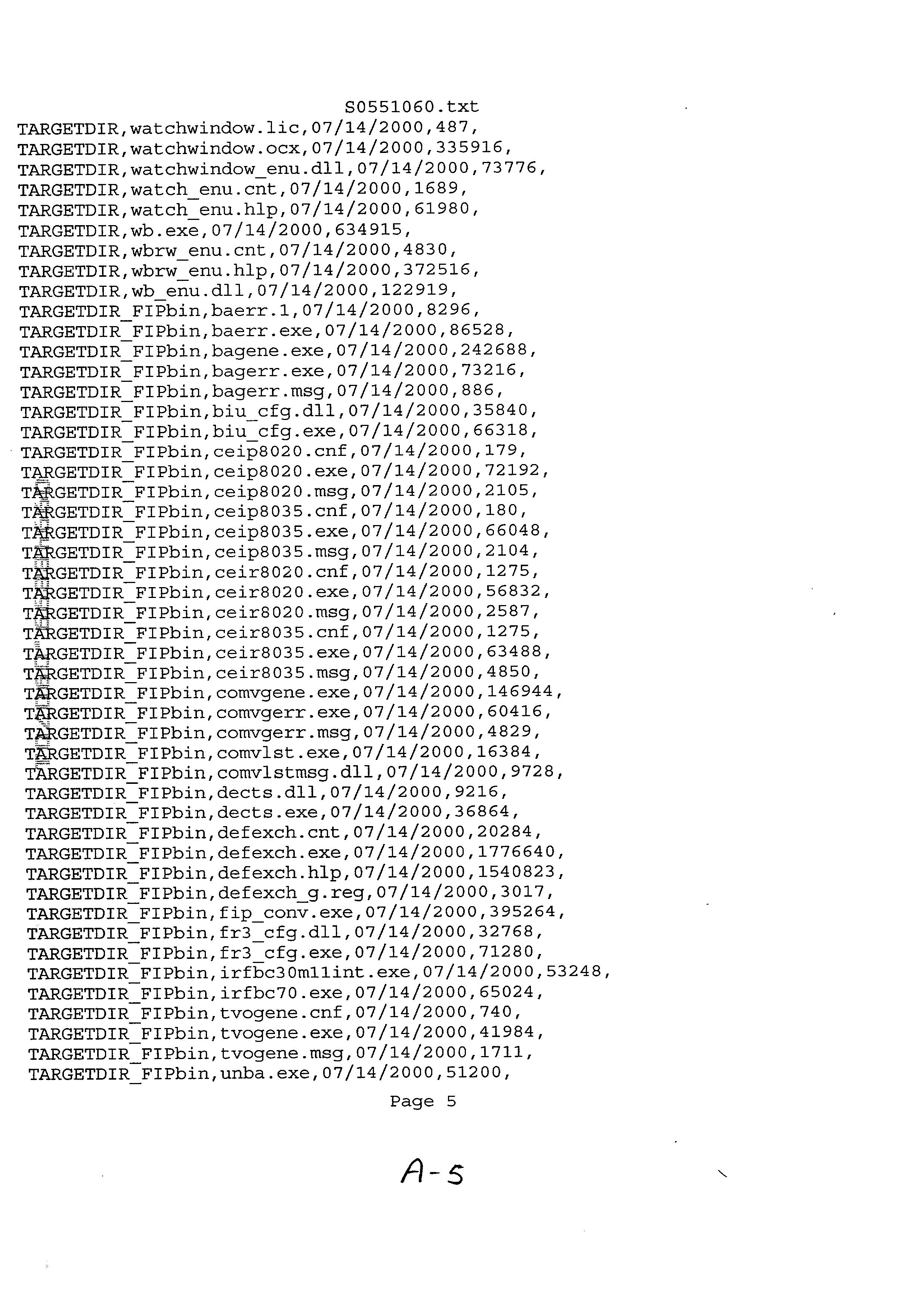 Figure US20030051235A1-20030313-P00006
