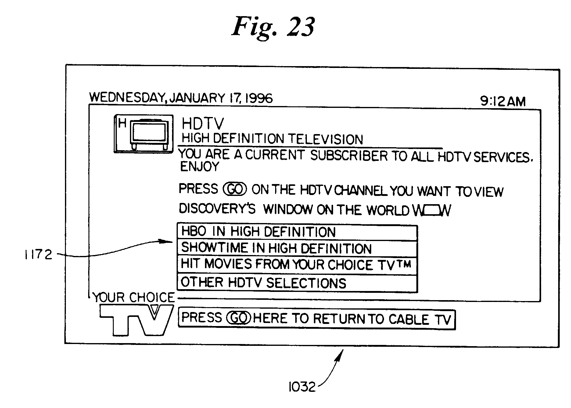 Ep0910218a2 Tonprogrammempfngerendgert Fr Fernsehverteilsystem Alliance Hd 73 Antenna Rotor With Control 2 Sets Of Google Patents