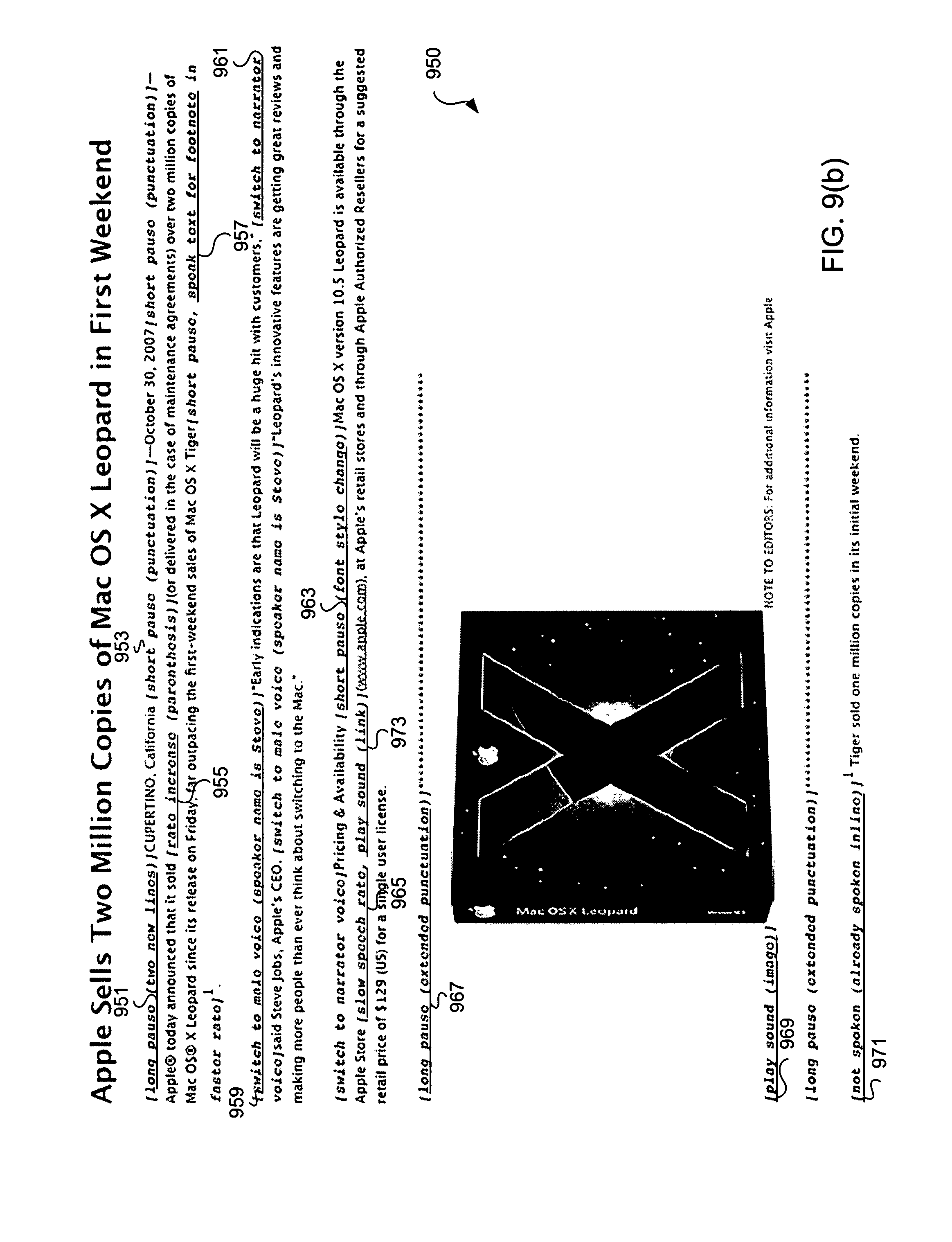 Us8996376b2 intelligent text to speech conversion google patents biocorpaavc Choice Image