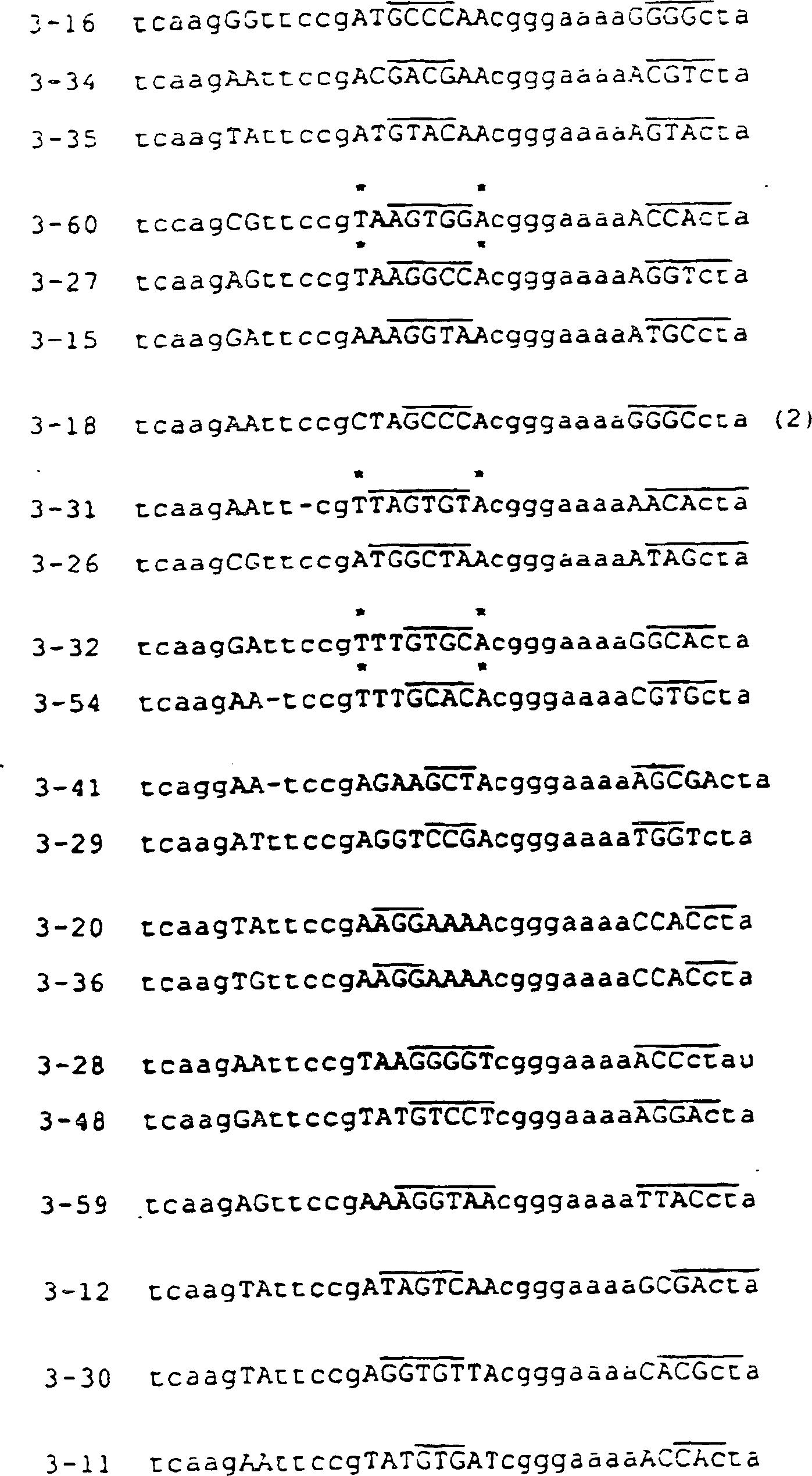 DE69133513T2 - A method for use of nucleic acid ligands