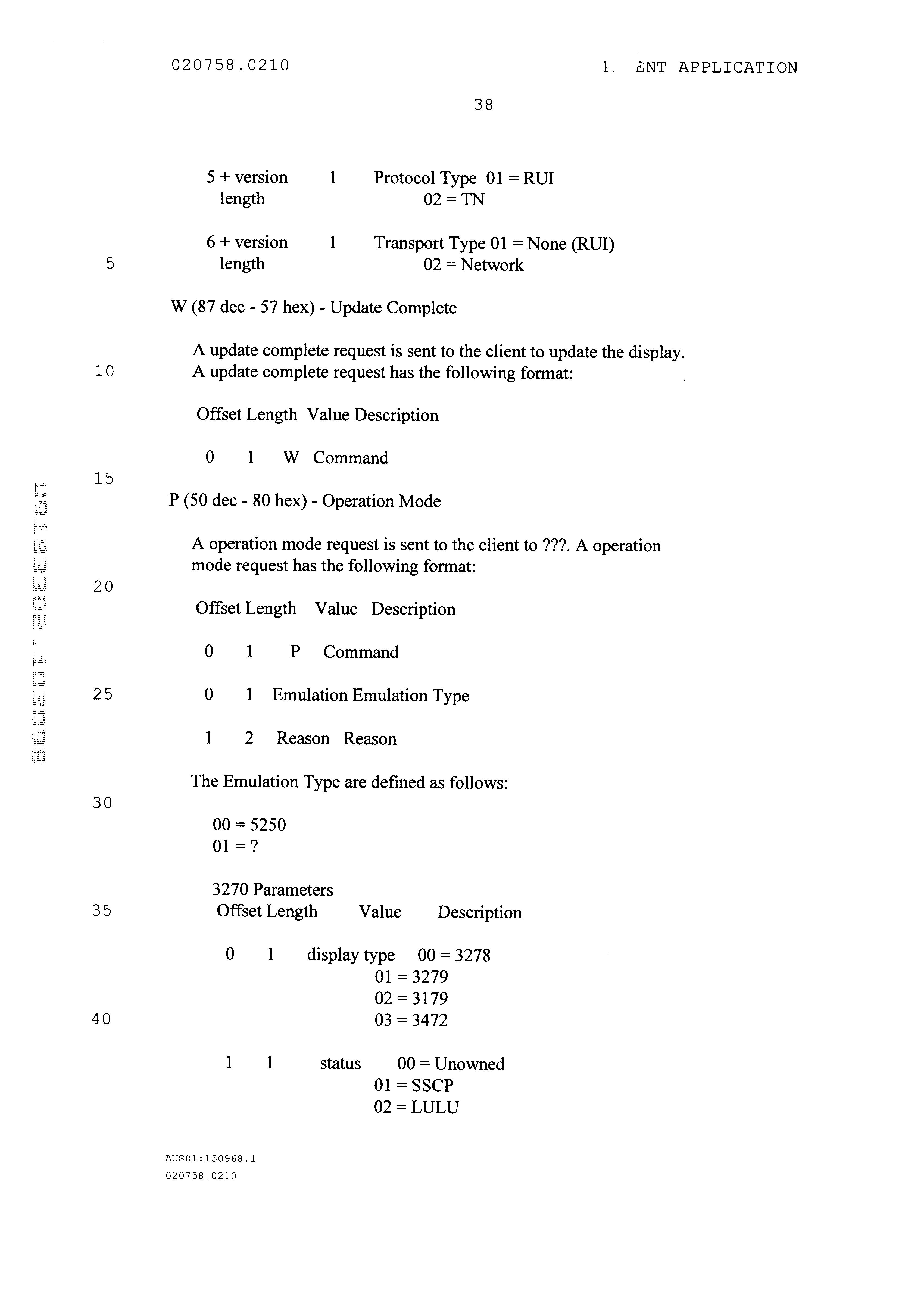 Figure US06216101-20010410-P00022
