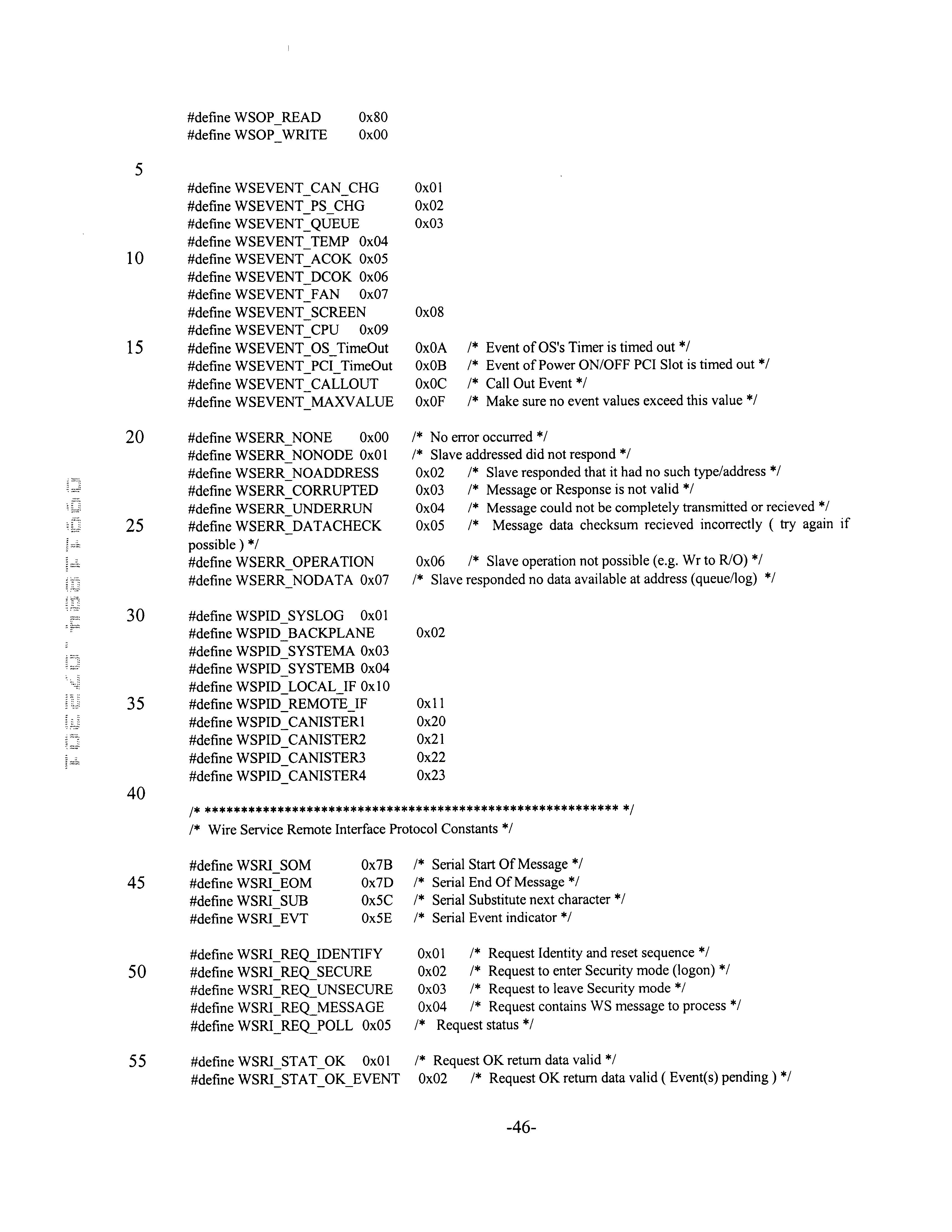 Figure US06681342-20040120-P00004