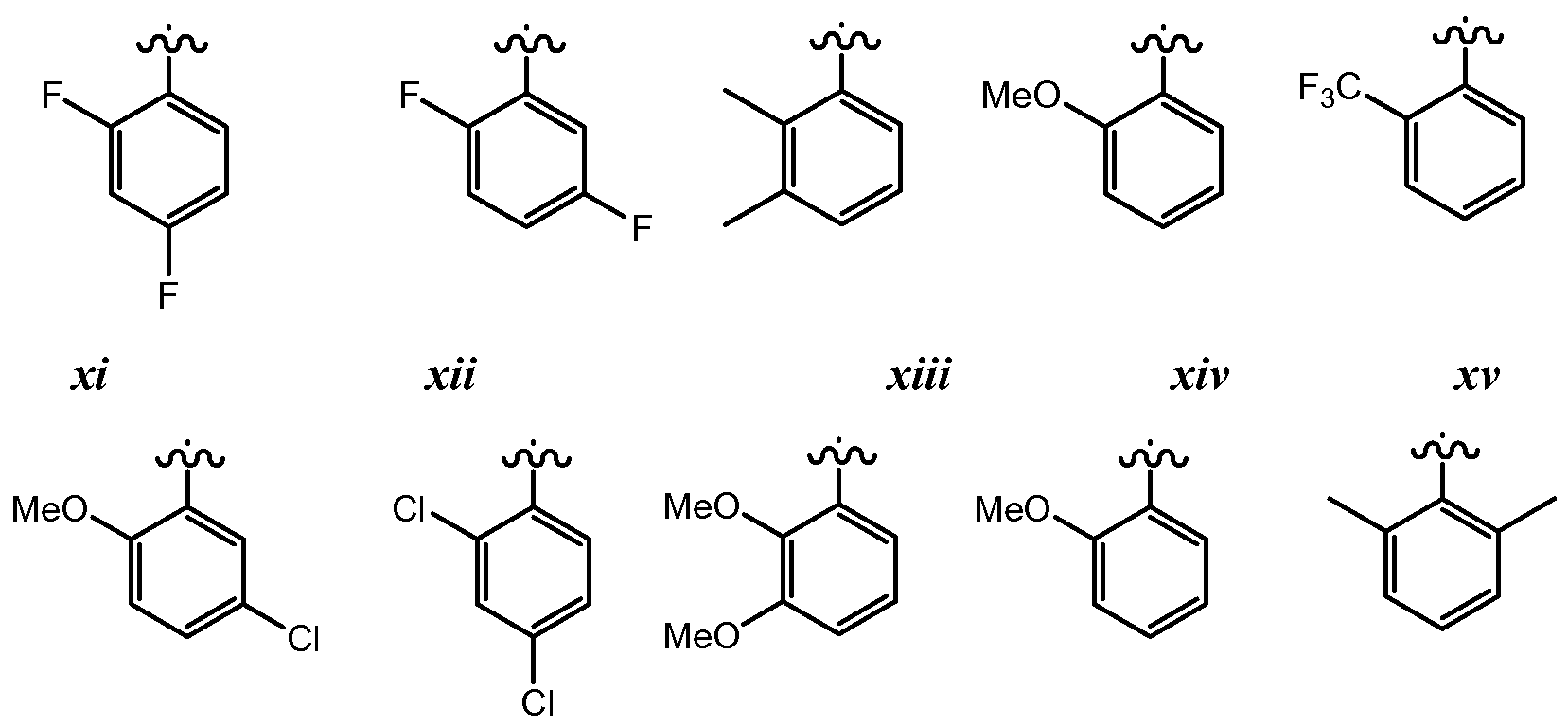 WO2008052078A2 - Benzoxathiine and benzoxathiole derivatives and