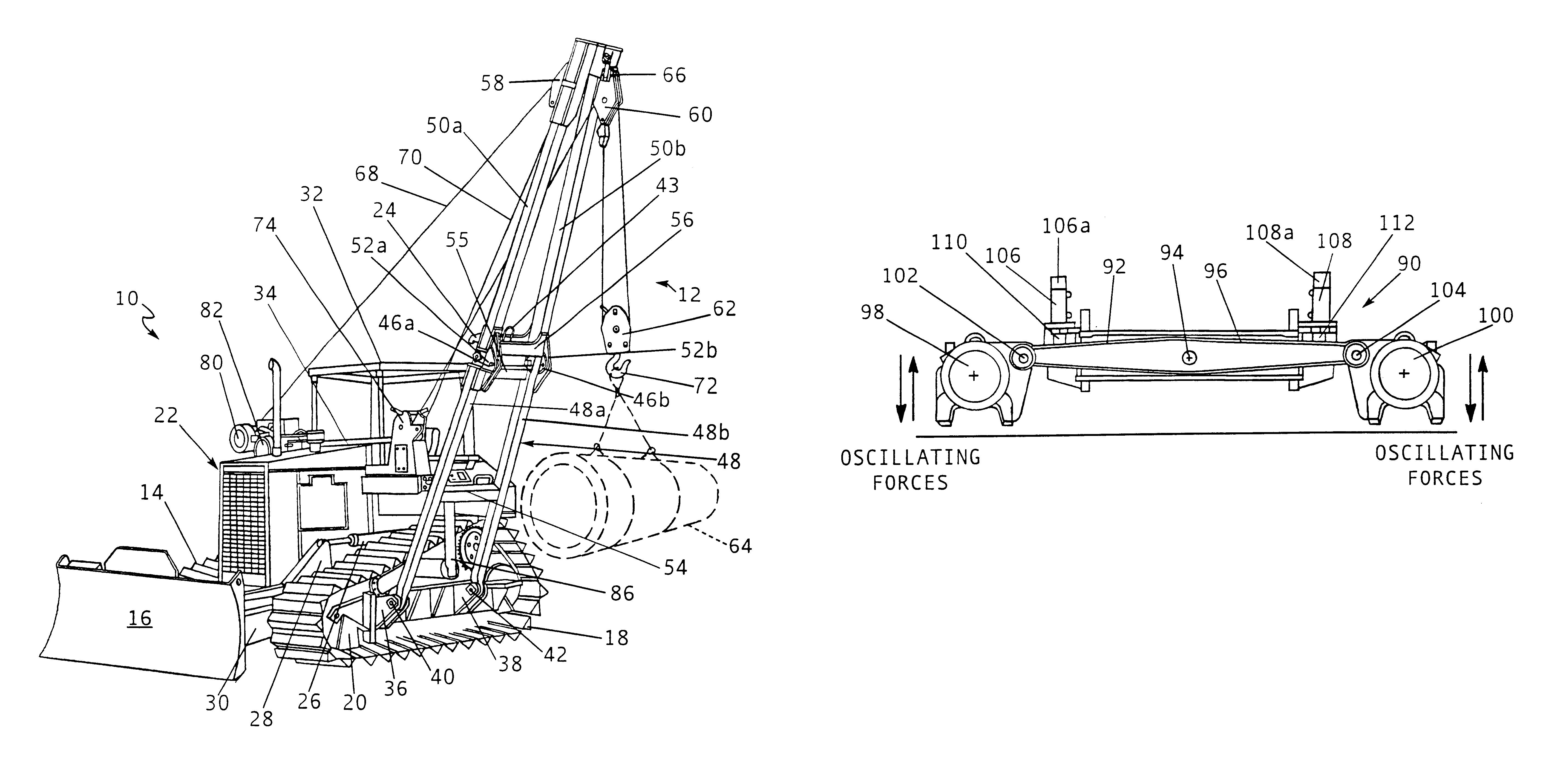posatubi  pipelayer-posatubi US06609622-20030826-D00000