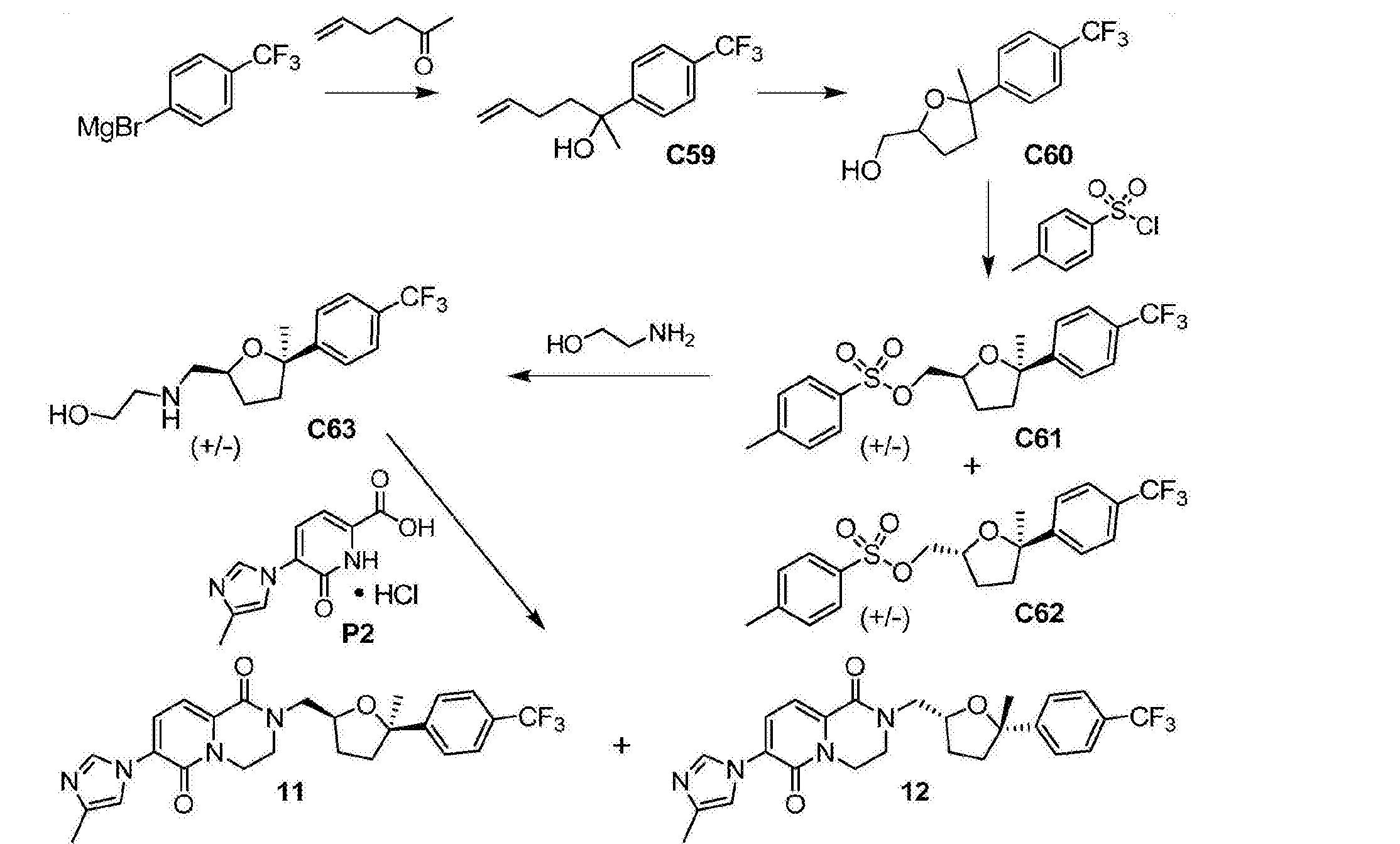 Cn104662021b New Bicyclic Pyridone Google Patents C61 Wiring Diagram Figure Cn104662021bd00601