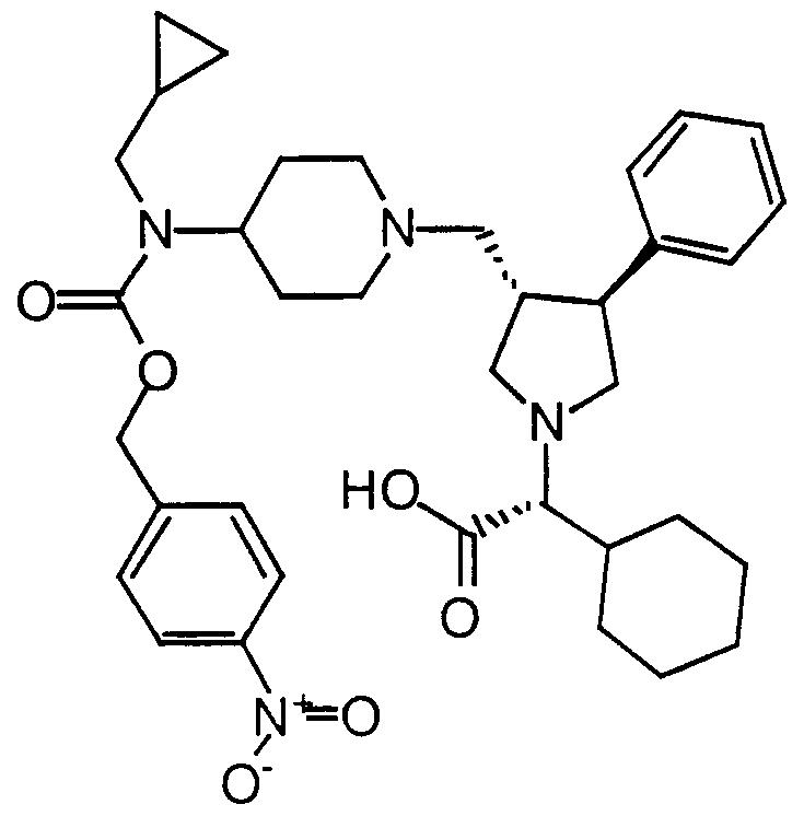 wo2000059497a1 pyrrolidine modulators of chemokine receptor Electrical Product Items figure imgf000065 0003