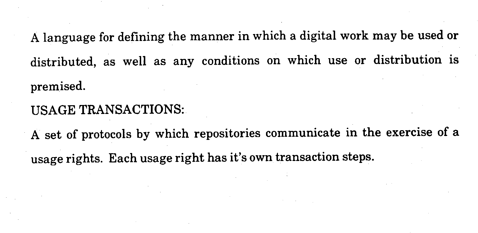 US20030225698A1 - Method and apparatus for executing code in
