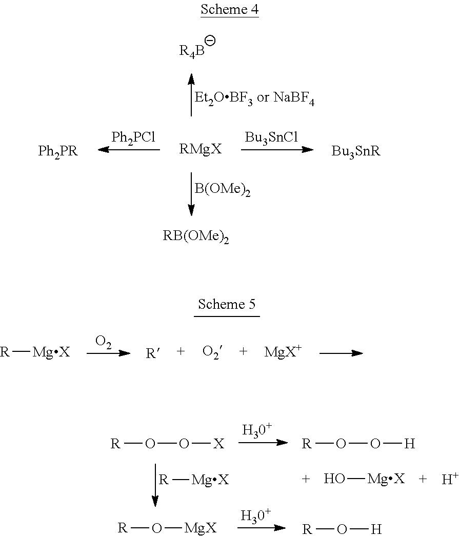 US20140142332A1 - Process of preparing grignard reagent