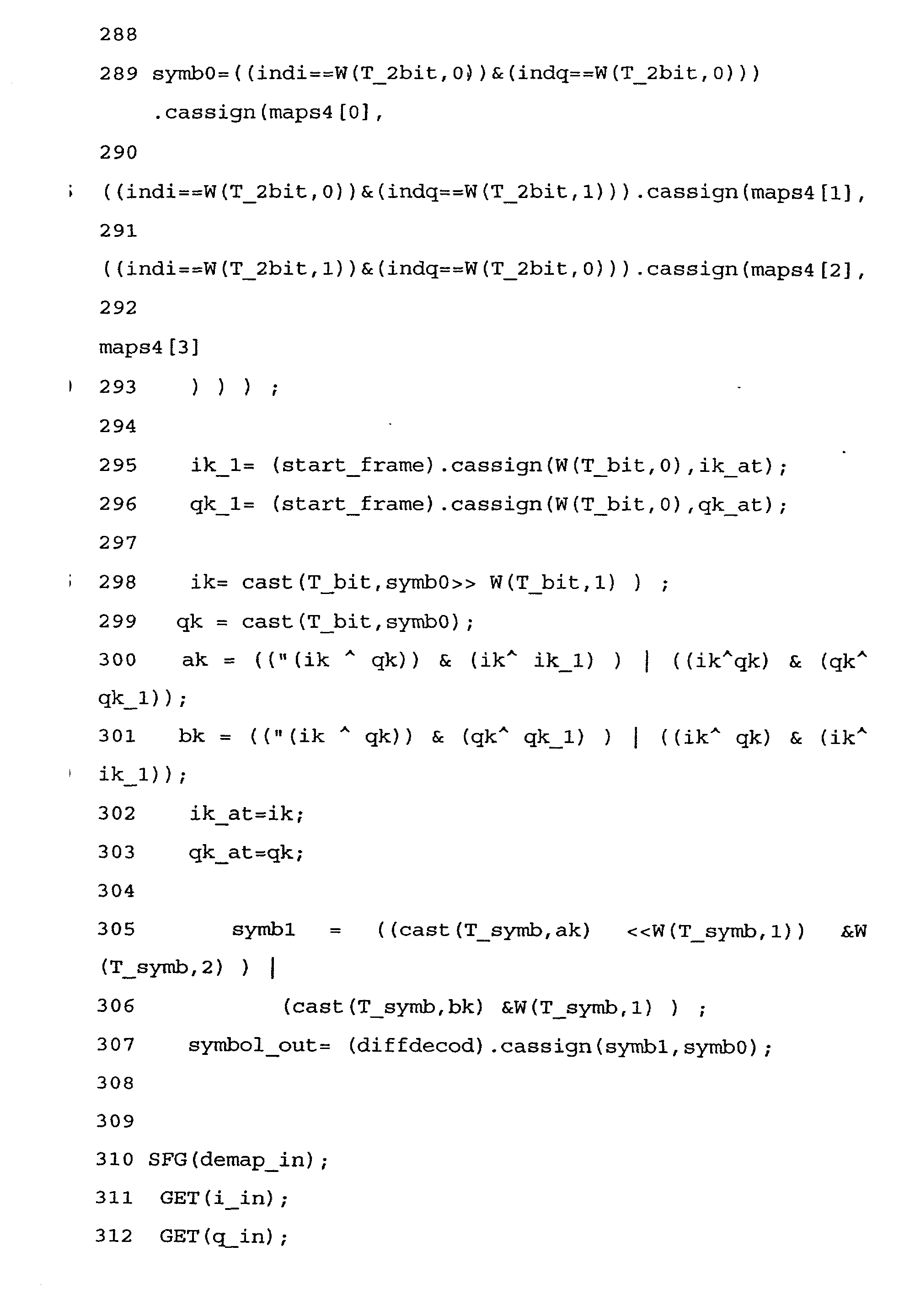 Figure US20030216901A1-20031120-P00080