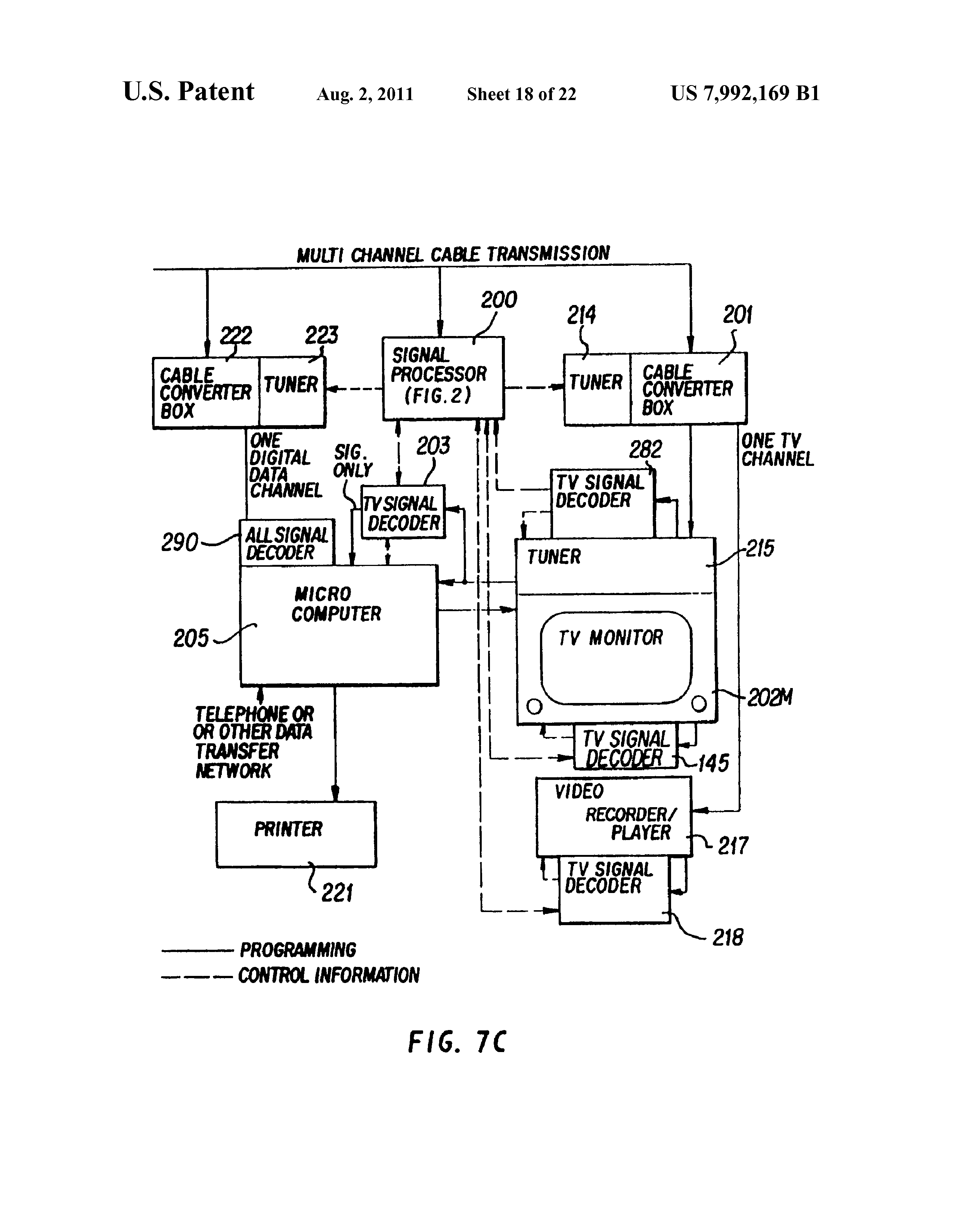 us7992169b1 signal processing apparatus and methods patents Objective Statement for Resume