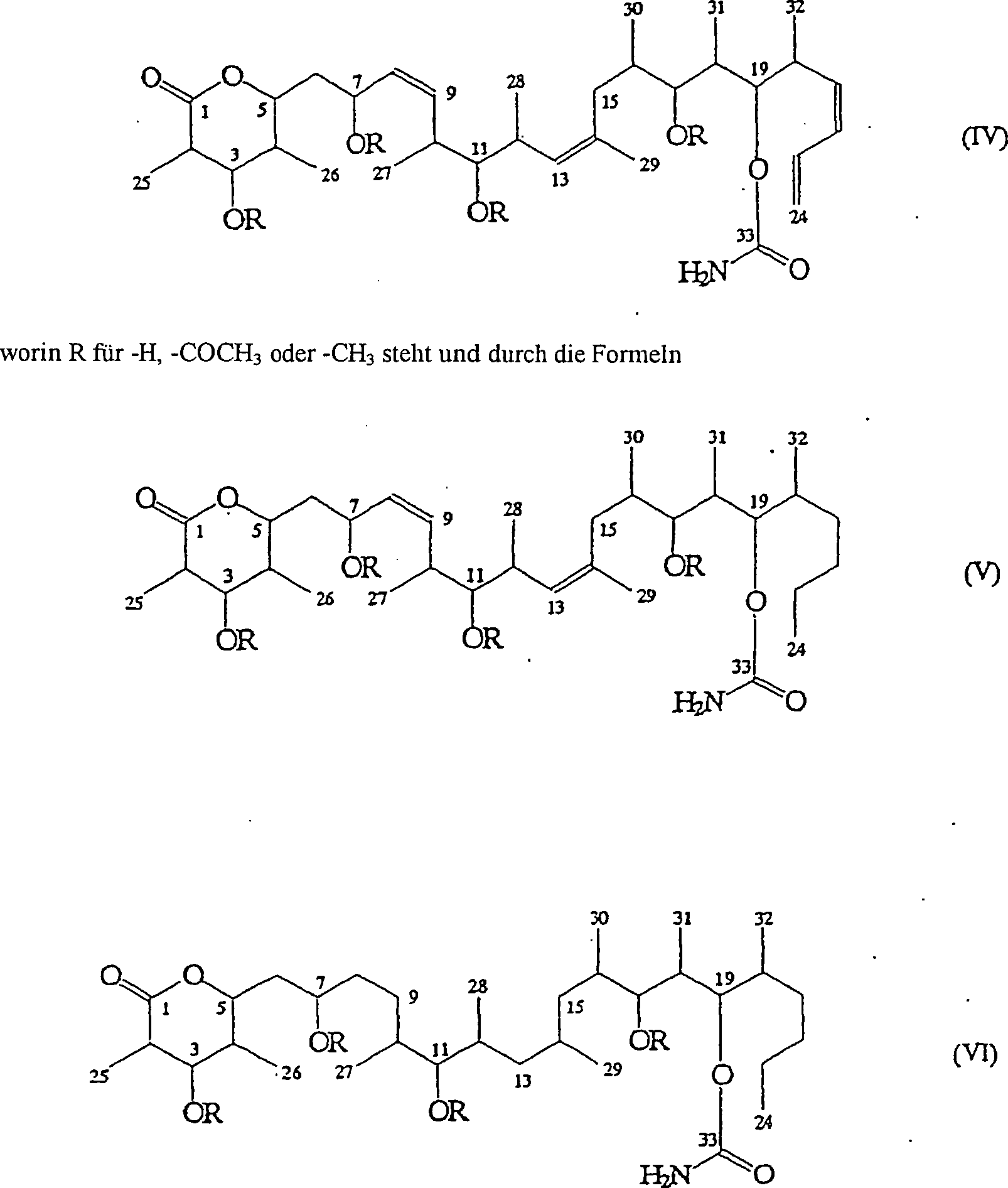 DE69631975T2 - discodermolide compounds and their pharmaceutical ...