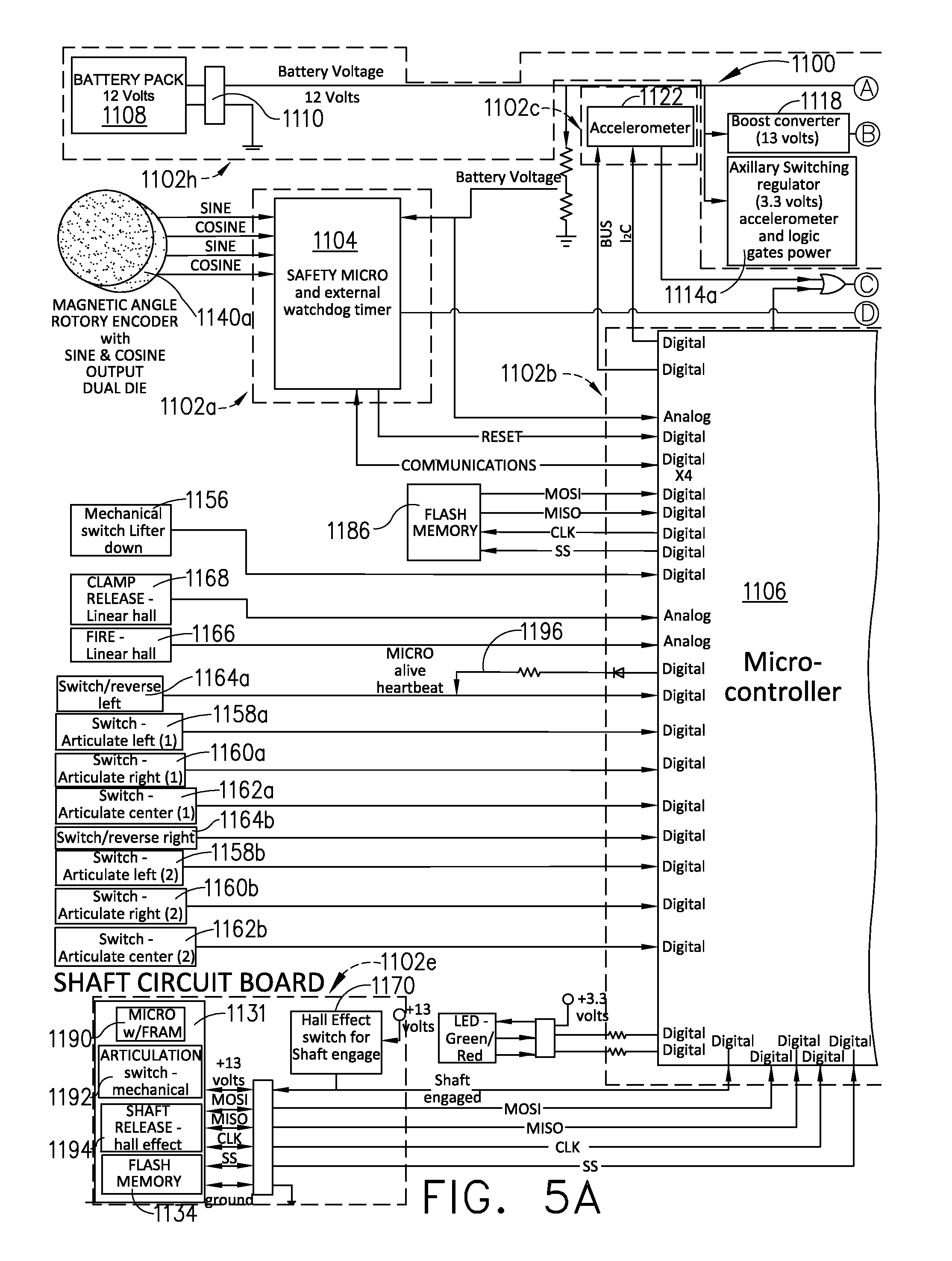 Us9733663b2 Power Management Through Segmented Circuit And 1979 Checkmate Wiring Diagram Variable Voltage Protection Google Patents