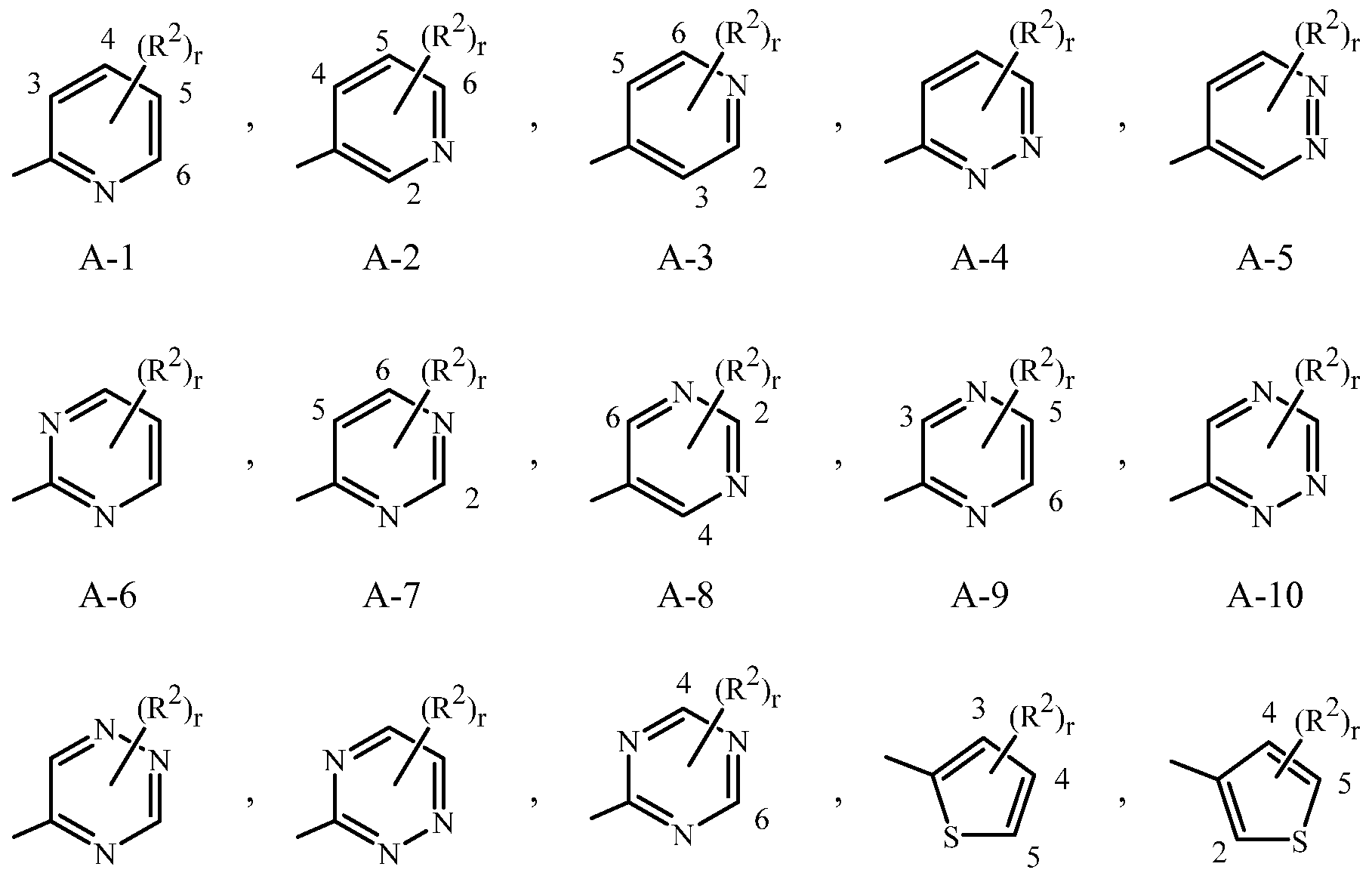 WO2016010731A1 - Bis(aryl)catechol derivatives as herbicides