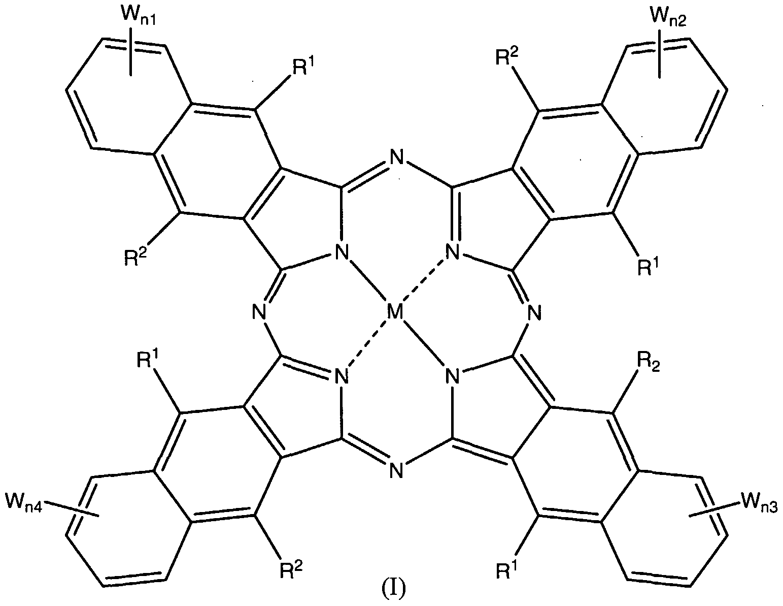 Wo2006015415a1 Synthetically Expedient Water Dispersible Ir Dyes Above Circuit Is The Pair Of Irled And Photo Diode To Detect Line Figure Imgf000049 0001