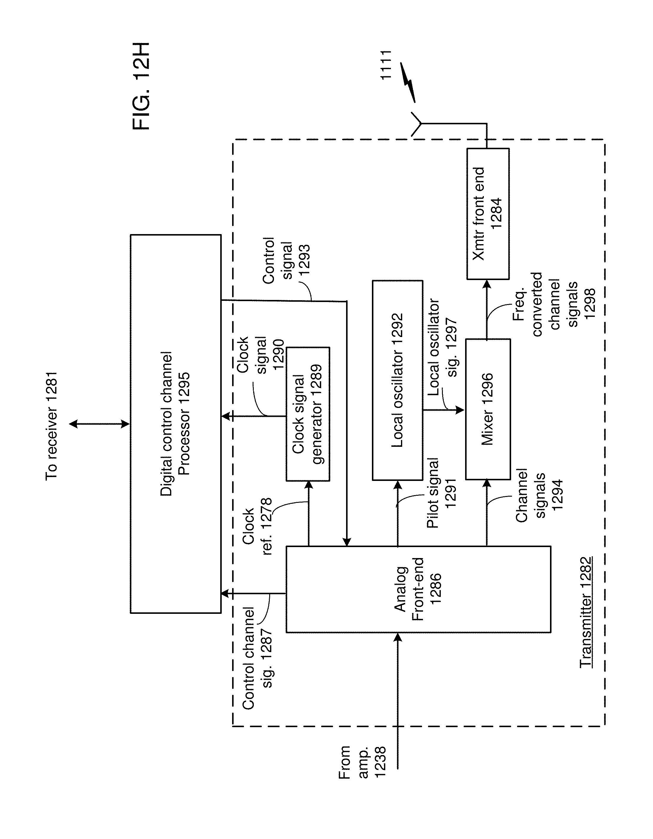 Us9999038b2 Remote Distributed Antenna System Google Patents Circuit Diagram Of Digital Isolation And Termination