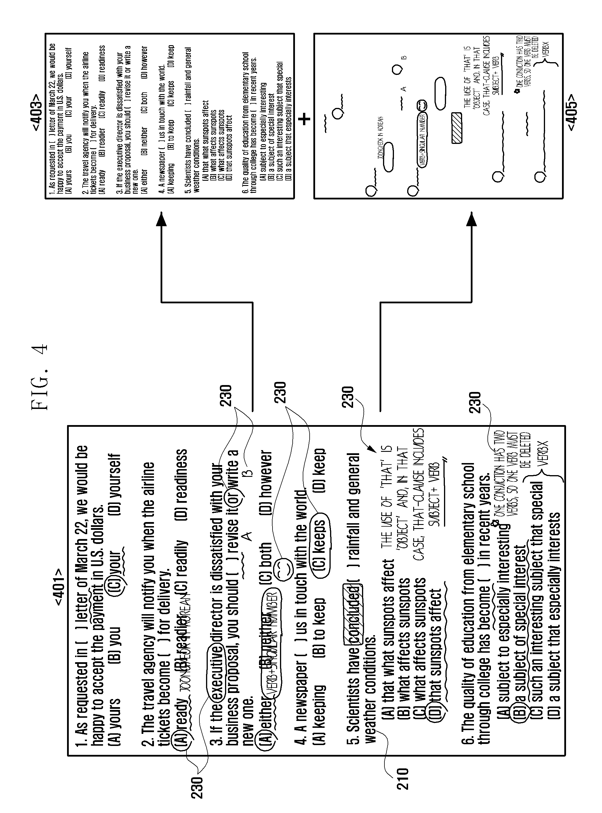 US9164974B2 - Method and apparatus for providing an
